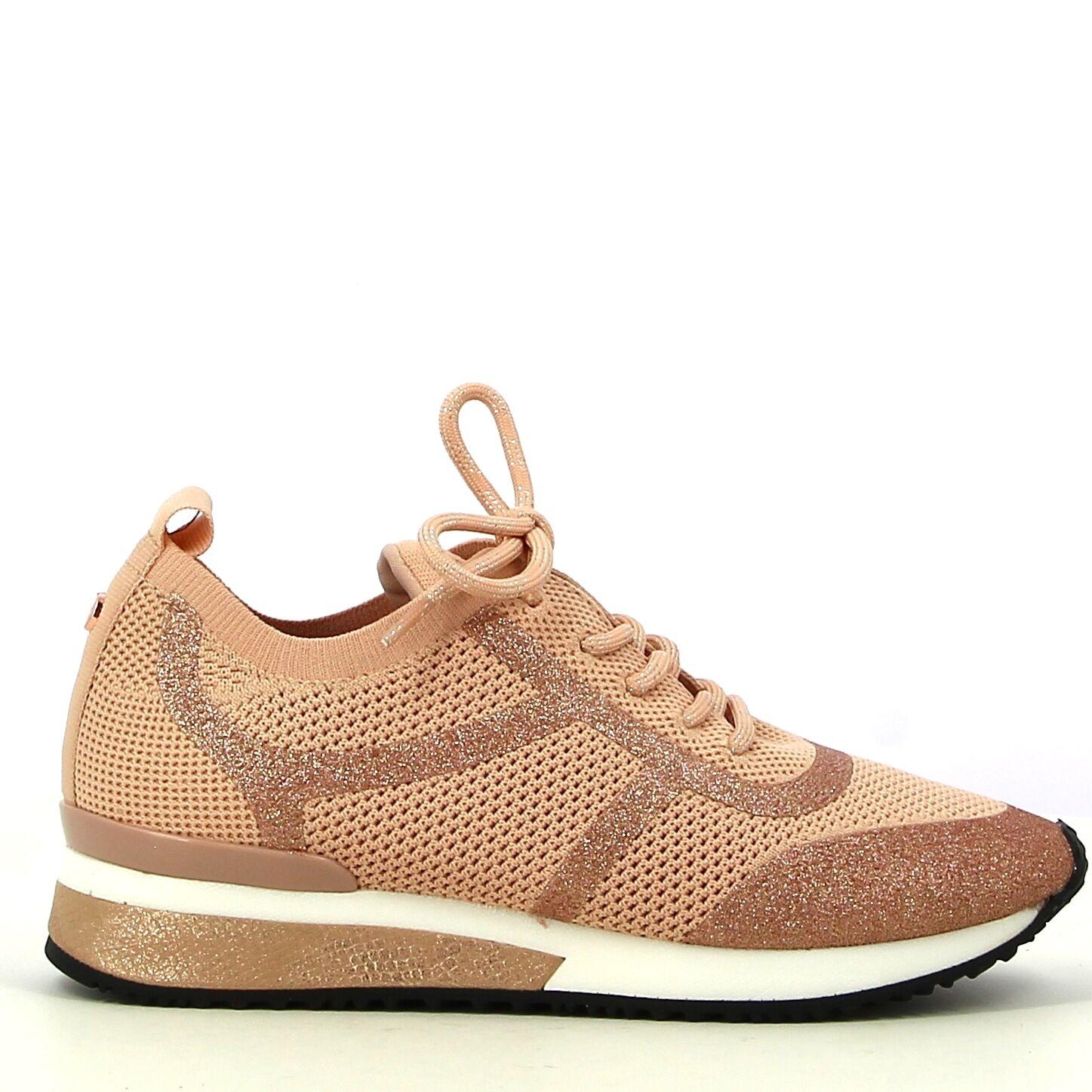 La Strada - Roze - Sneakers