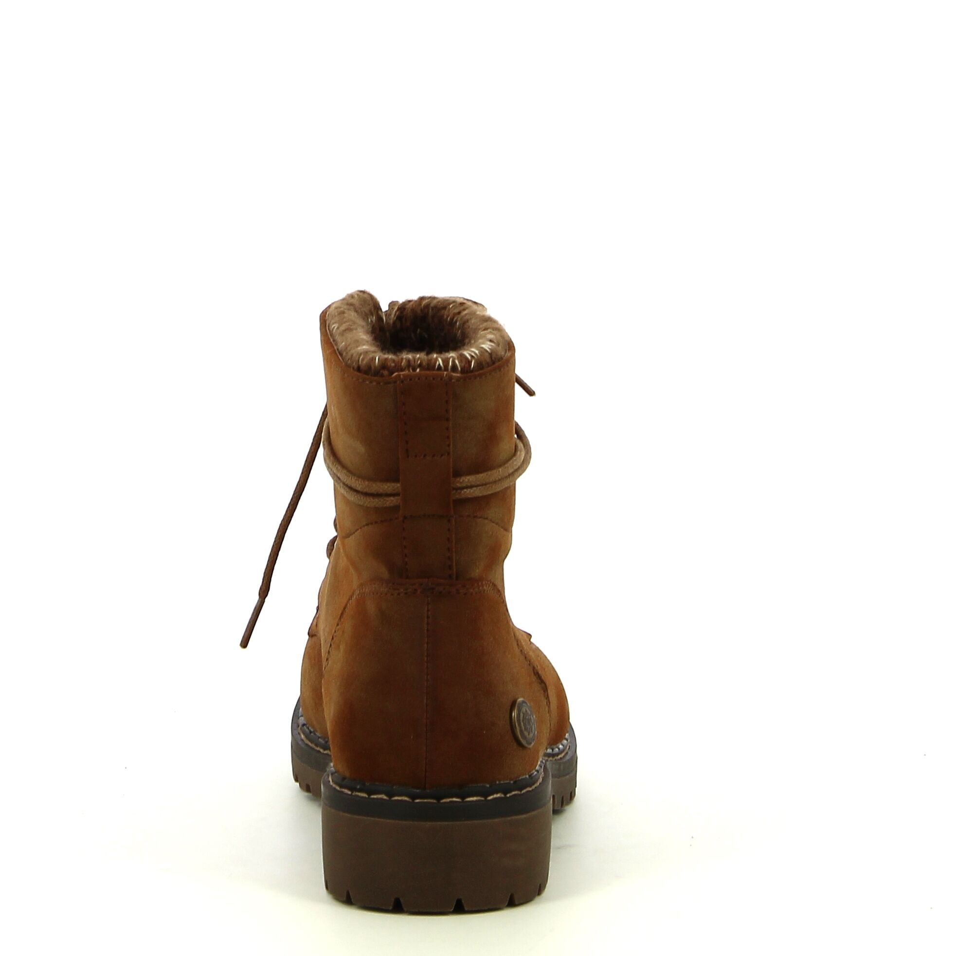 Ken Shoe Fashion - Camel - Bottines