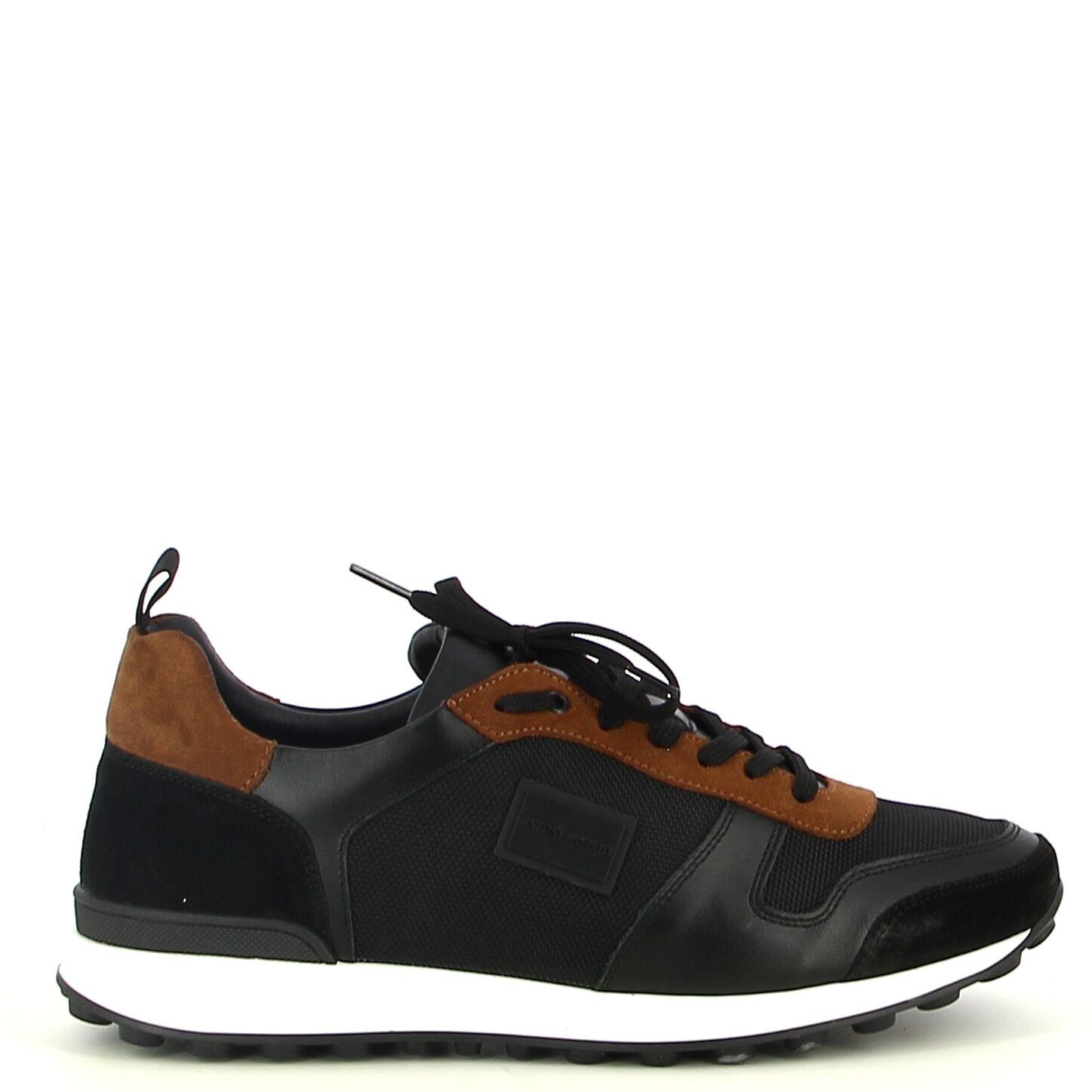 Antony Morato - Zwart/Bruin - Sneakers
