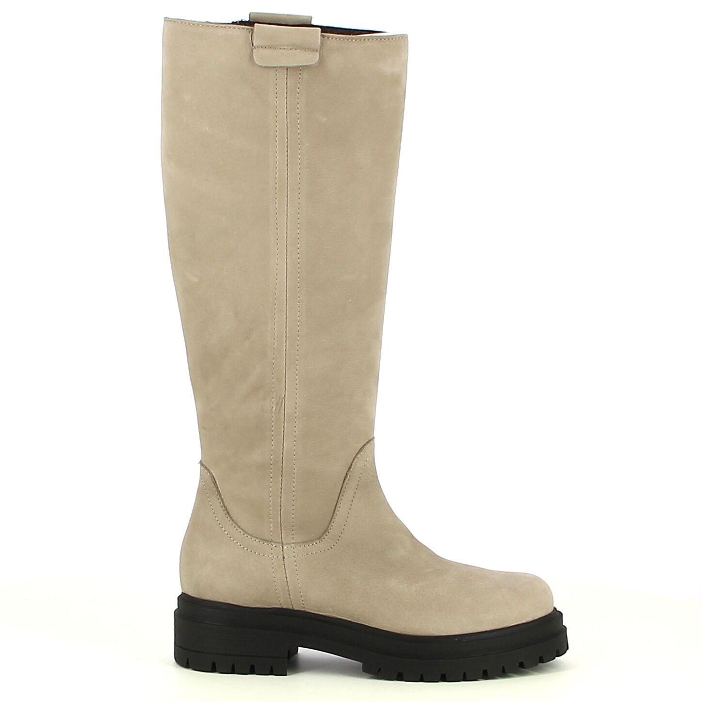 Ken Shoe Fashion - Grijs - Laarzen
