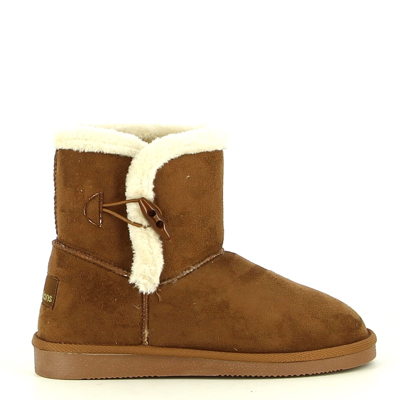 Ken Shoe Fashion - Camel - Bottes De Neige