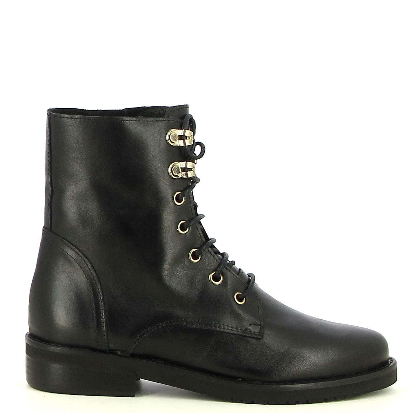 Ken Shoe Fashion - Zwart - Bottines
