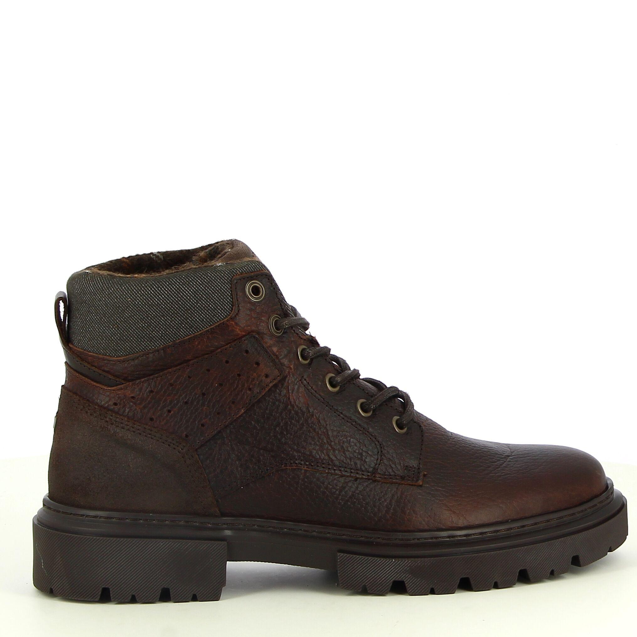 Ken Shoe Fashion - Bruin - Boots