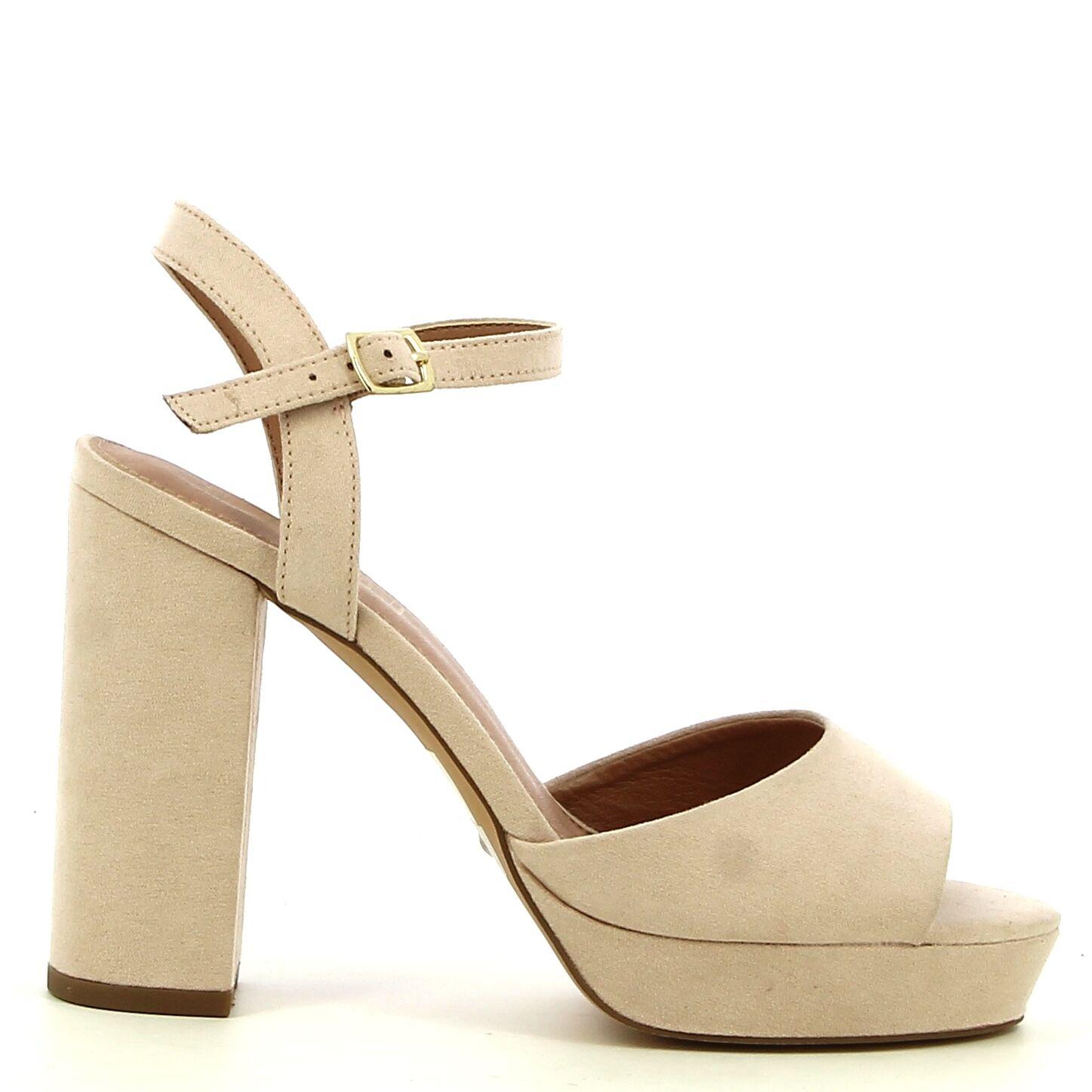 Ken Shoe Fashion - Nude - Sandalen