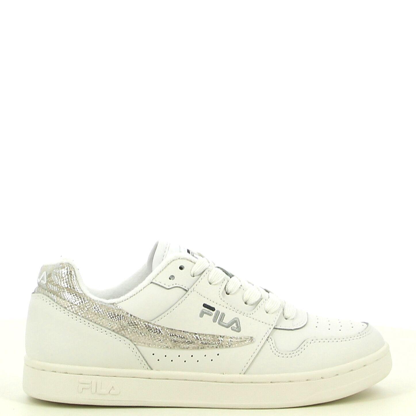 Fila - Wit/Zilver - Sneakers