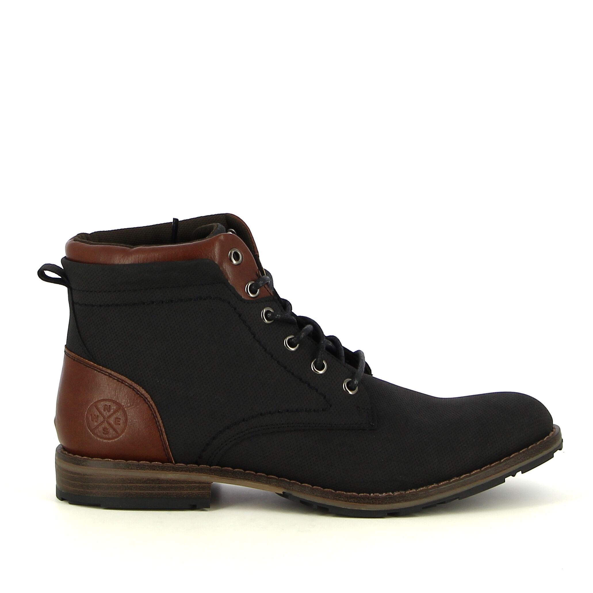 Ken Shoe Fashion - Zwart - Boots