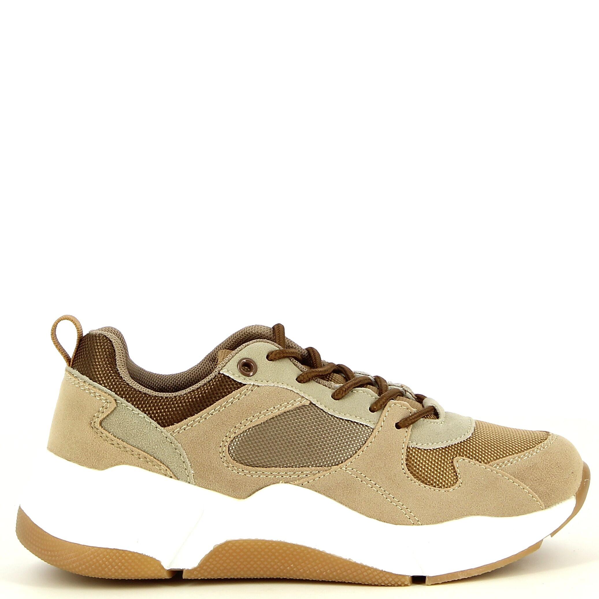 Ken Shoe Fashion - Beige - Sneakers