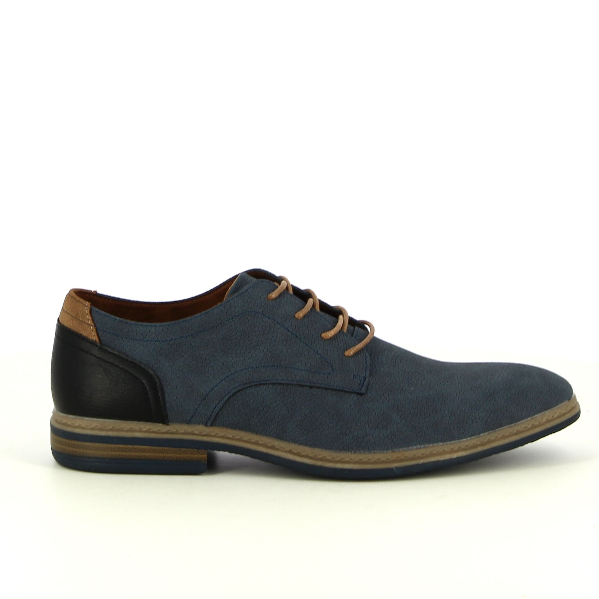 Ken Shoe Fashion - Navy - Veterschoenen