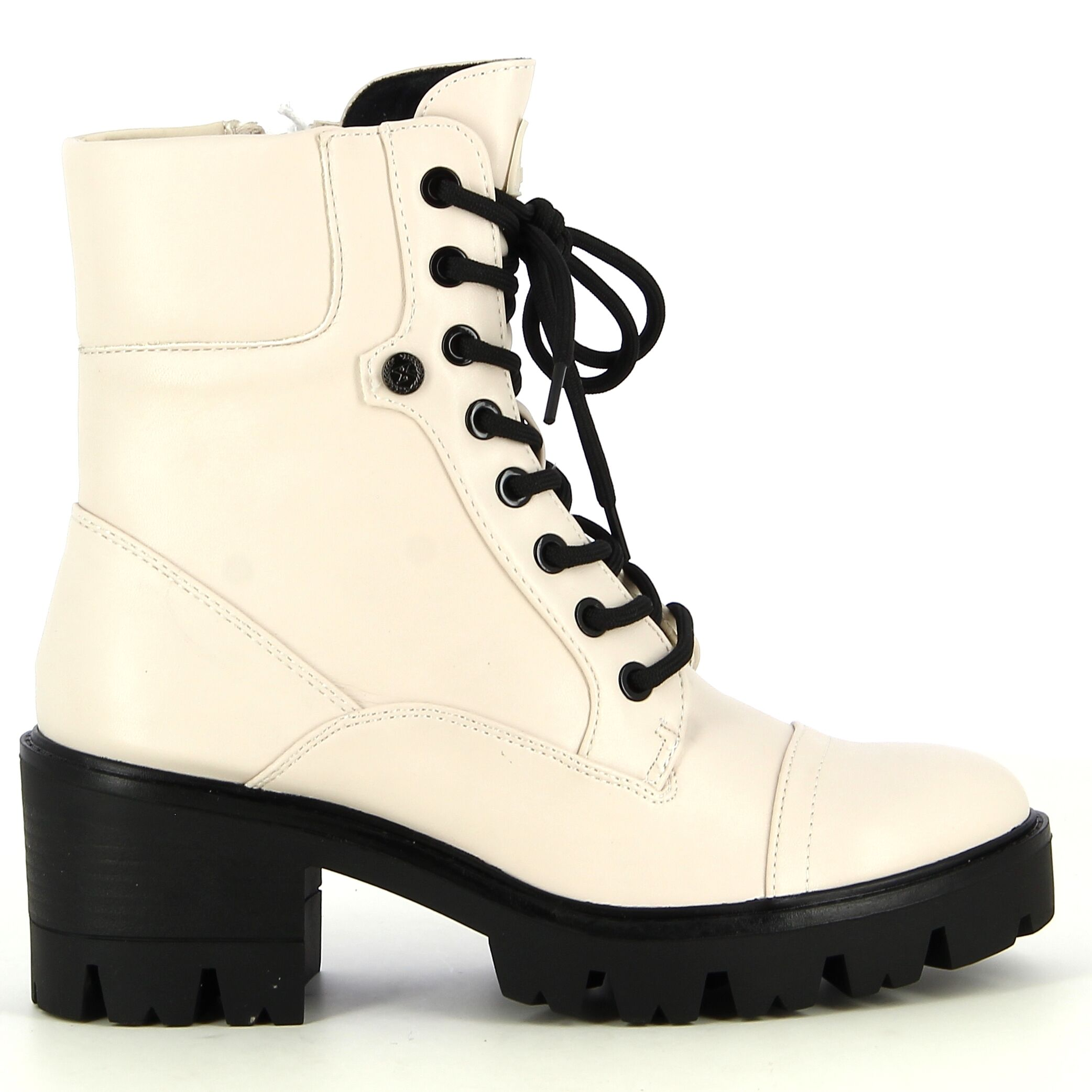XTI - Off-White - Boots