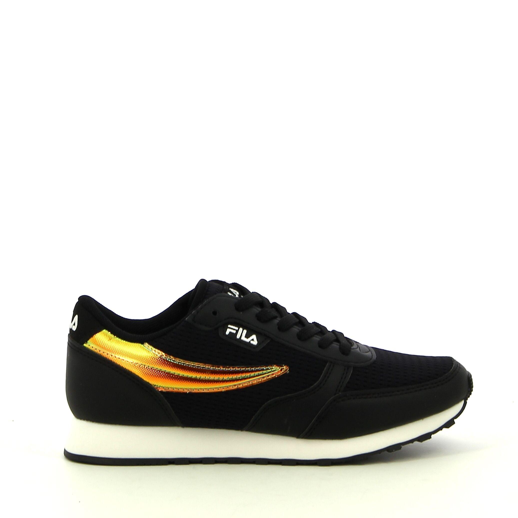 Fila - Zwart - Sneakers