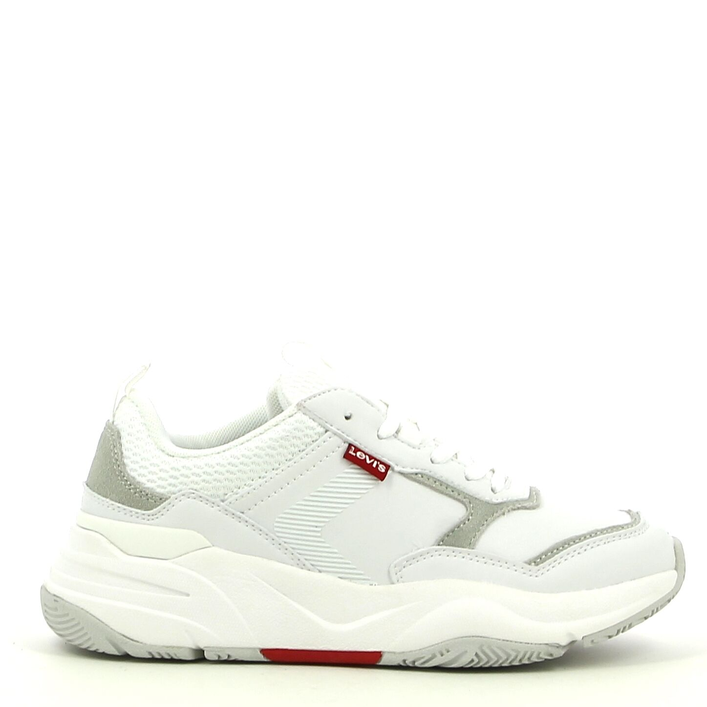 Levi's - Wit - Sneakers