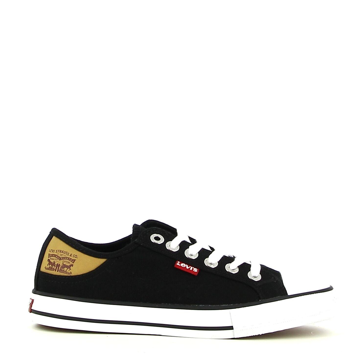 Levi's - Zwart - Sneakers