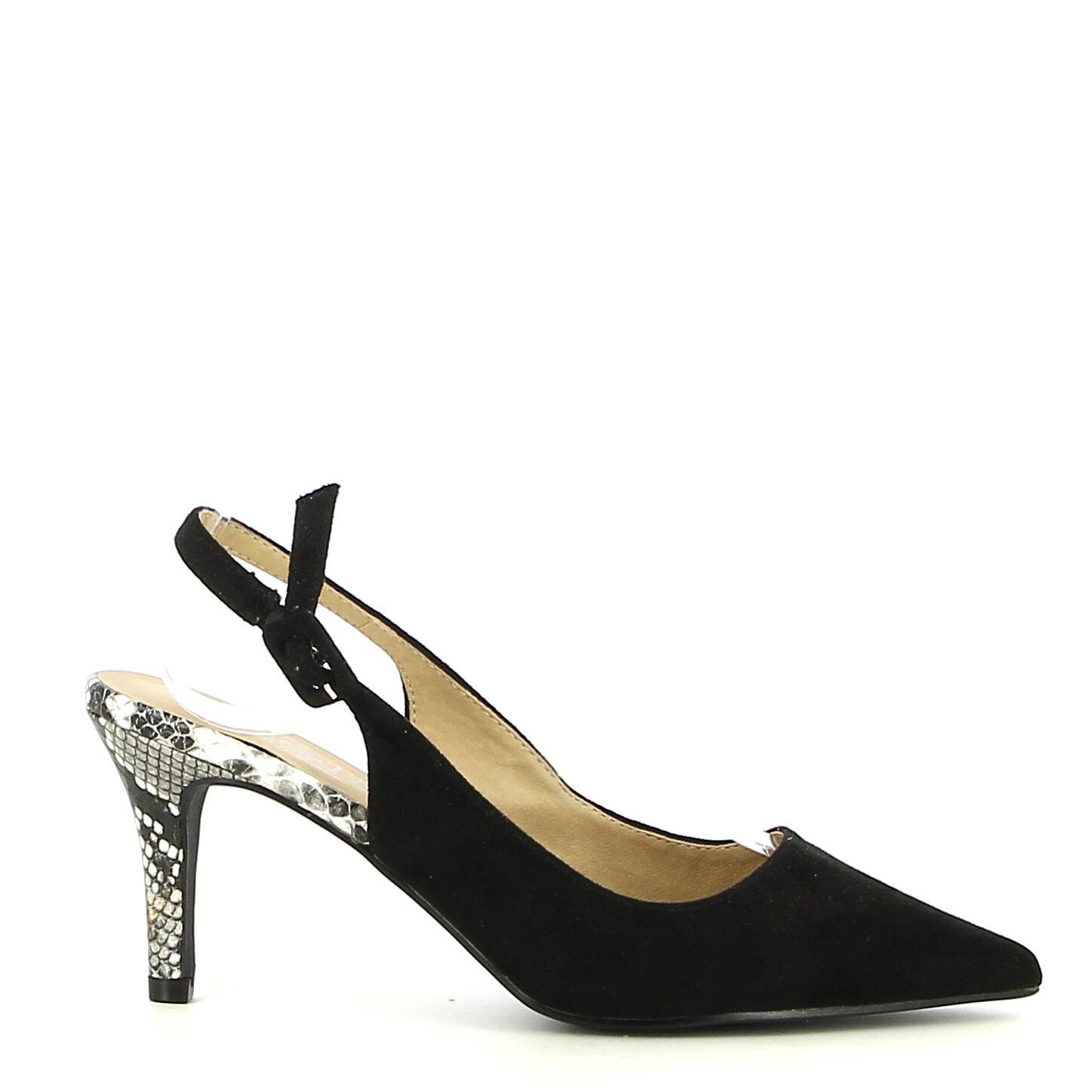 Ken Shoe Fashion - Zwart - Pumps