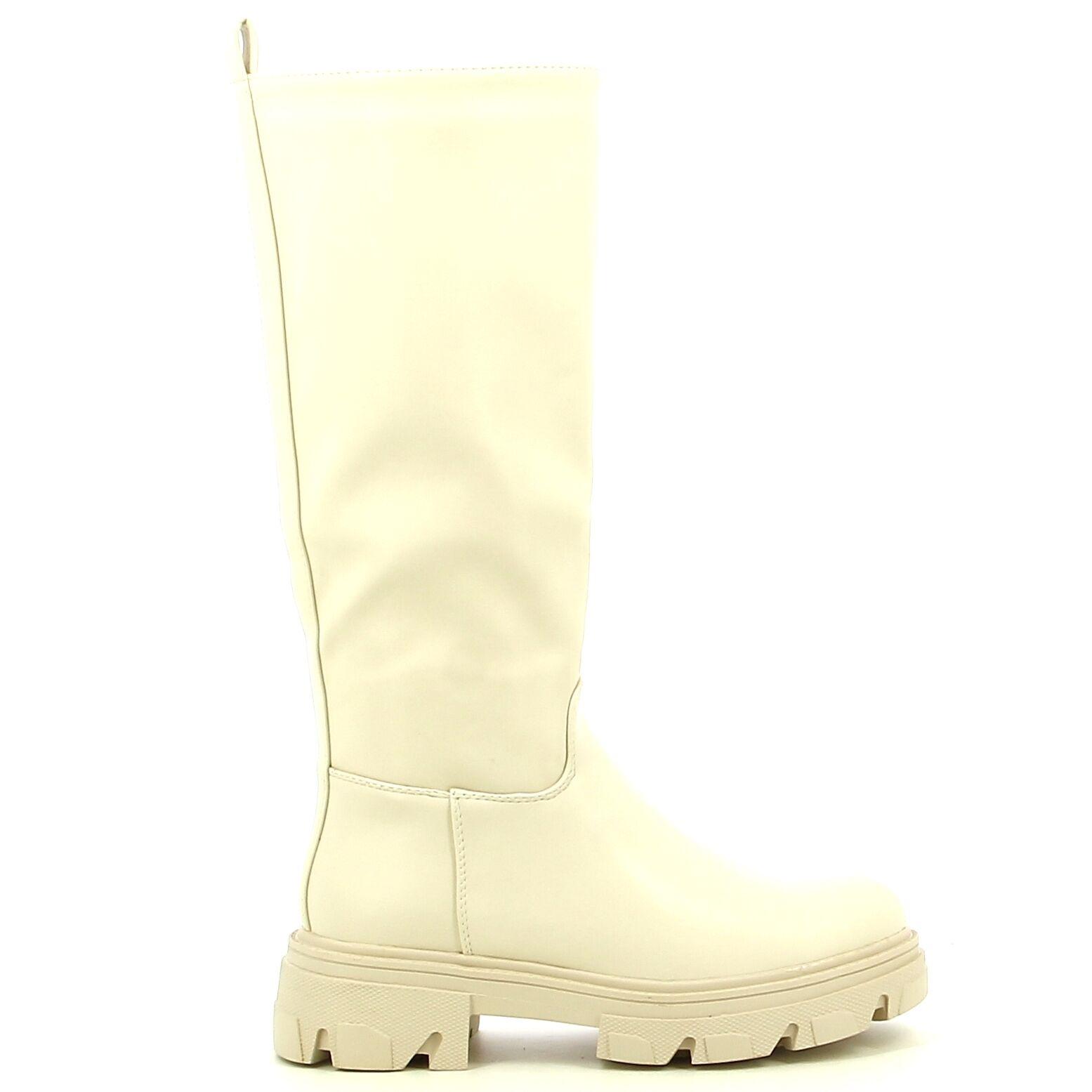 Ken Shoe Fashion - Beige - Laarzen