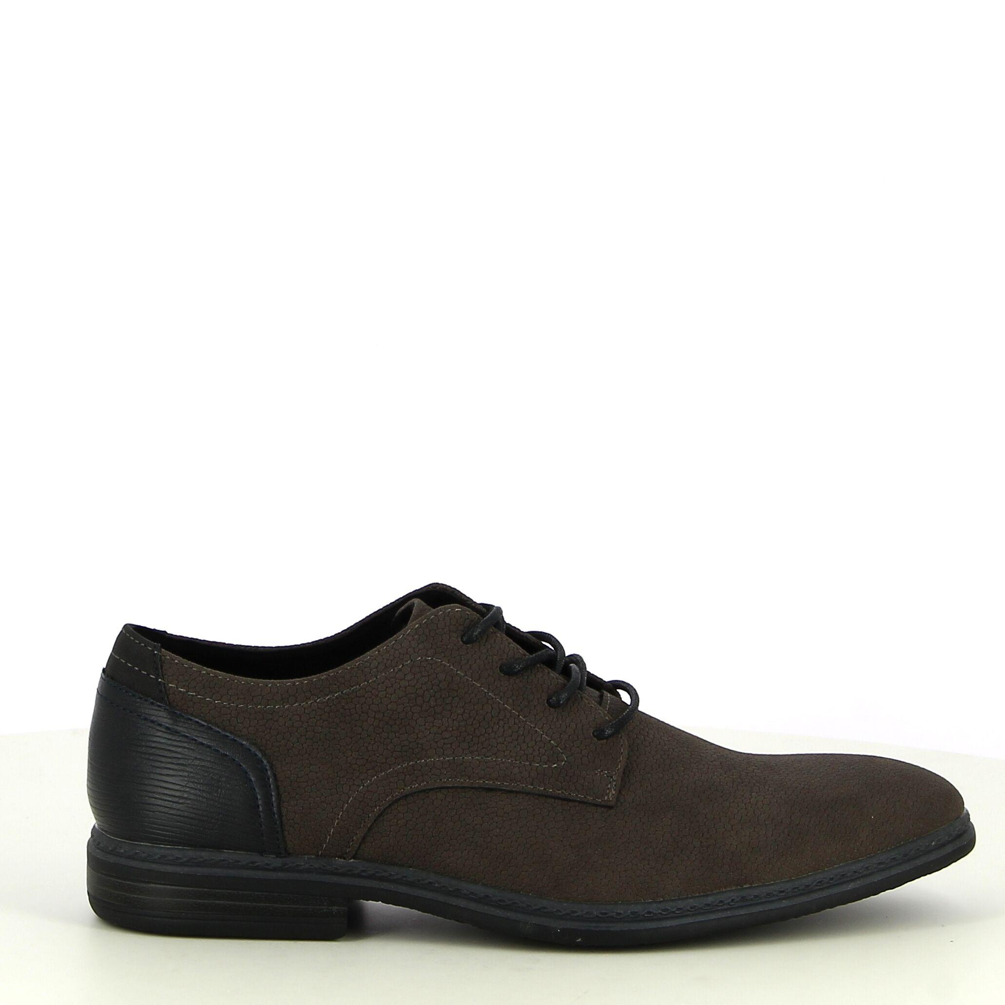 Ken Shoe Fashion - Grijs - Veterschoen