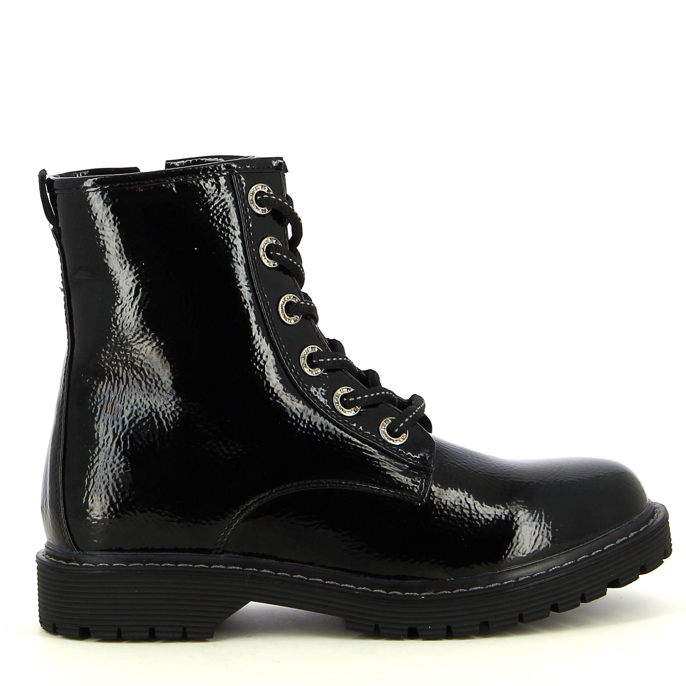 Ken Shoe Fashion - Noir - Botines