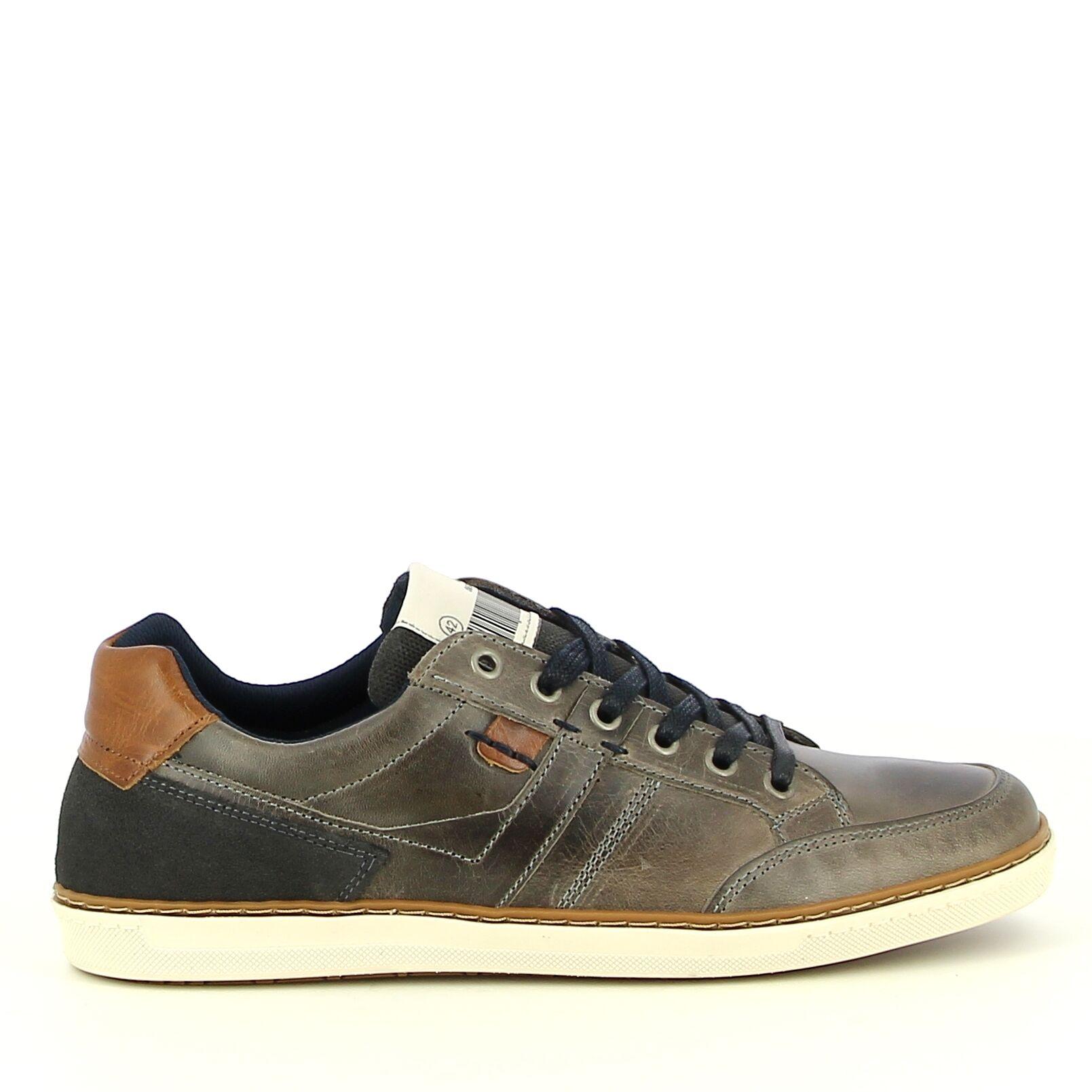 Ken Shoe Fashion - Grijs - Sneakers