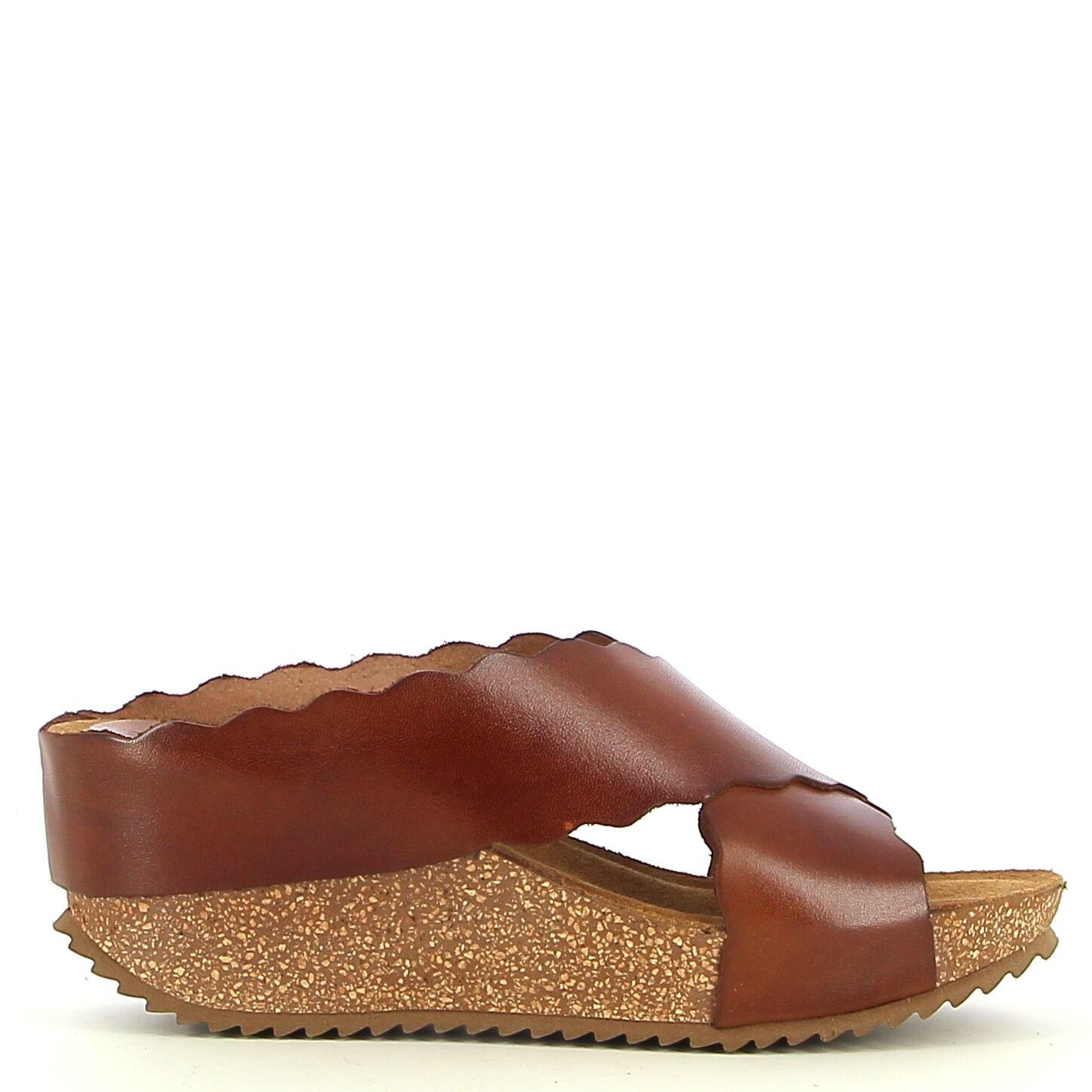 Ken Shoe Fashion - Bruin - Instappers