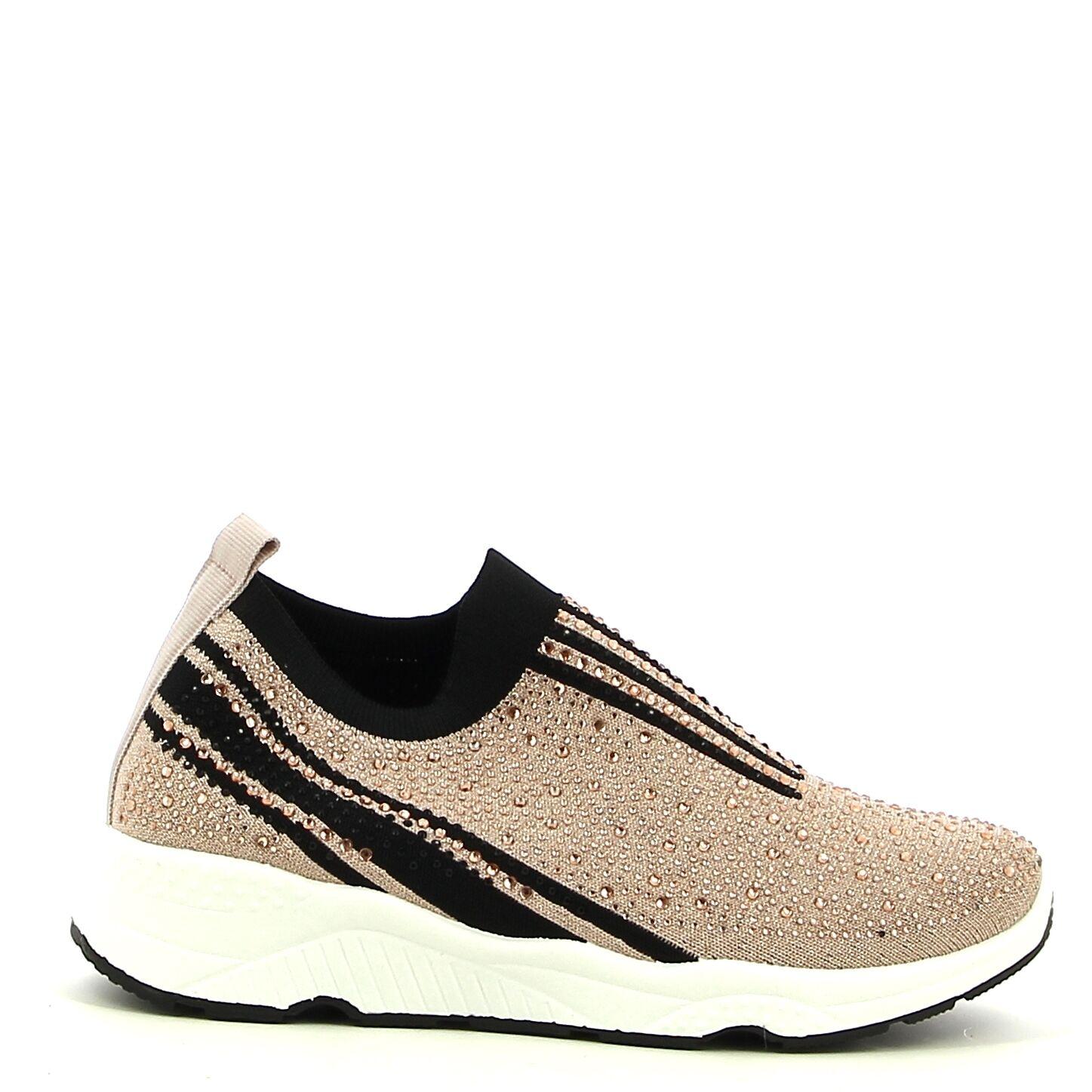 Ken Shoe Fashion - Baskets - Doré