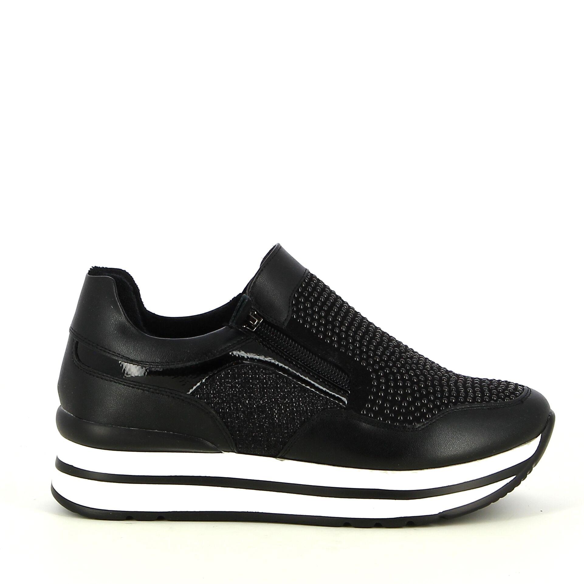 Ken Shoe Fashion - Noir - Baskets