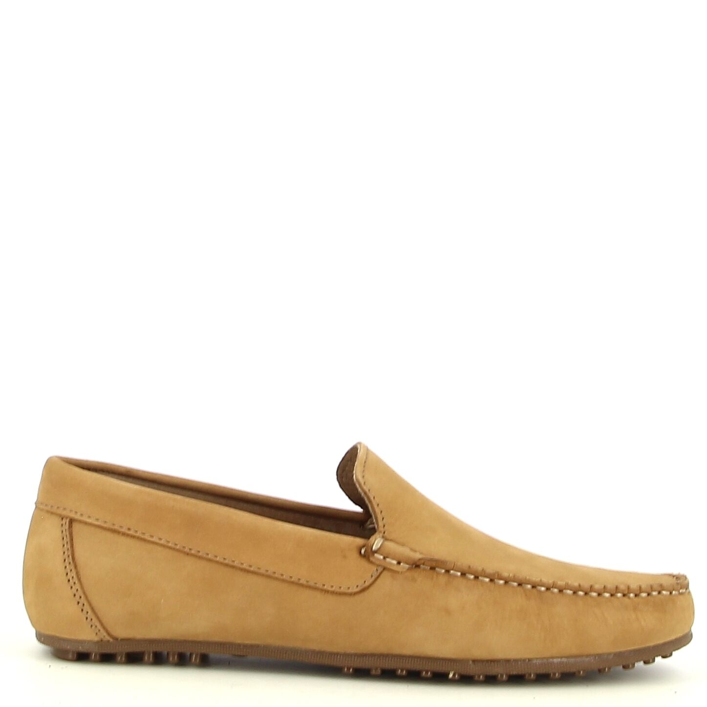 Ken Shoe Fashion - Camel mocassins