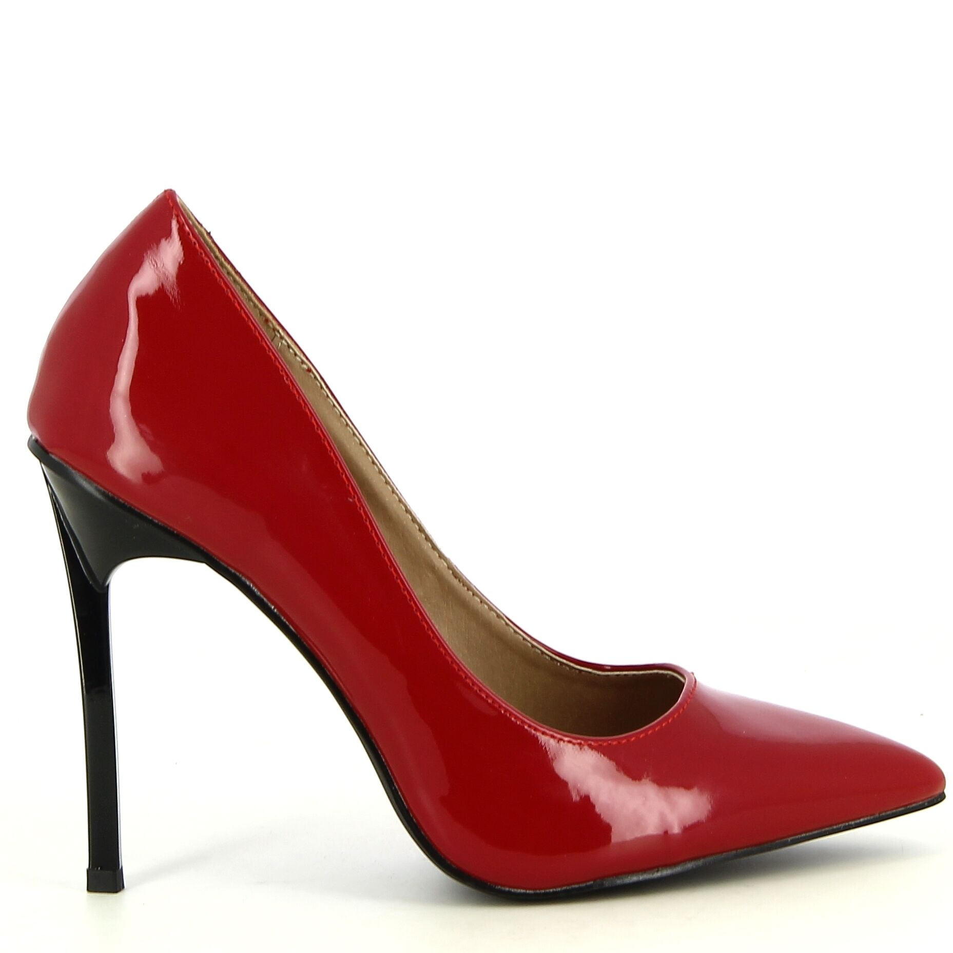 Ken Shoe Fashion - Rouge - Escarpin