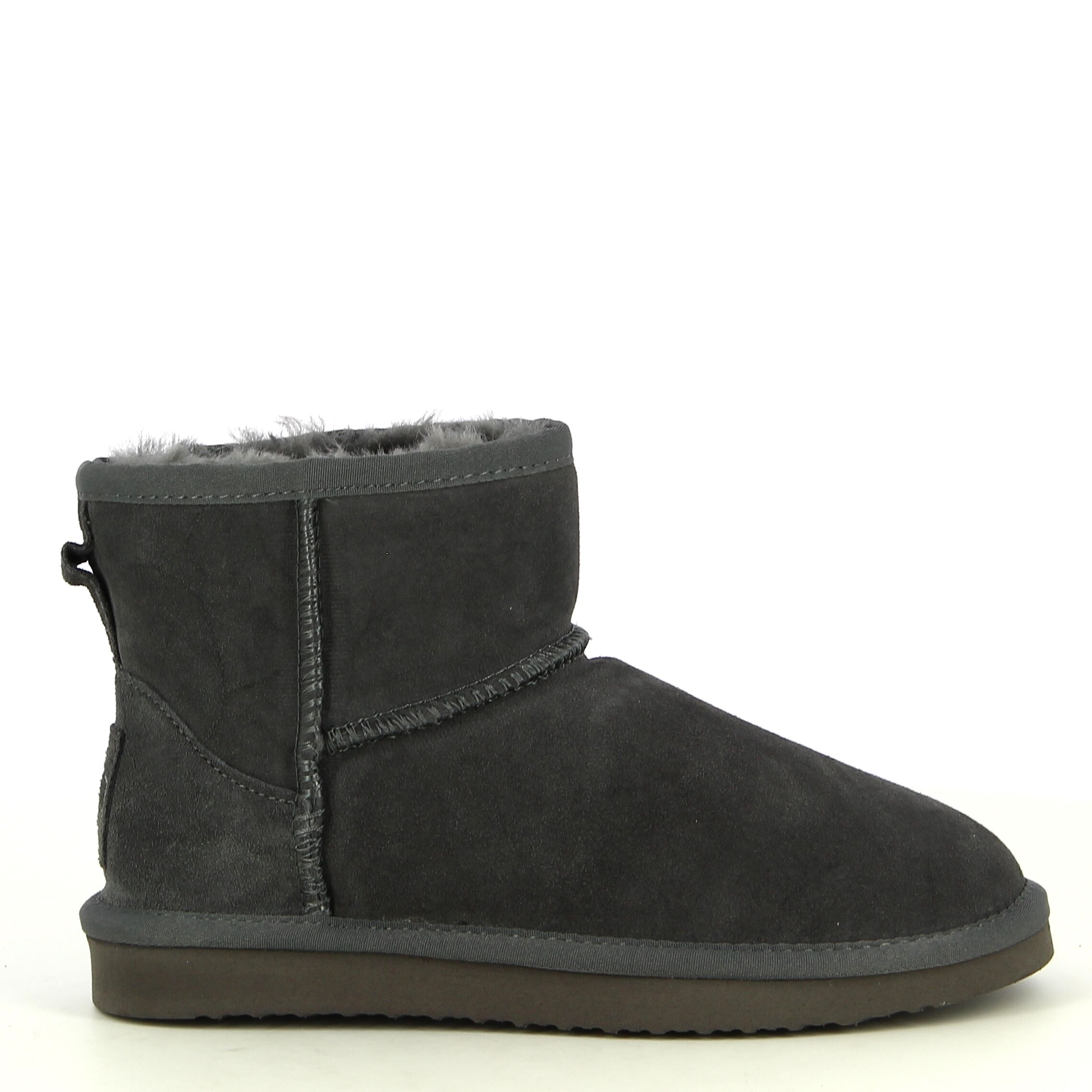 Ken Shoe Fashion - Gris - Chaussures de neige