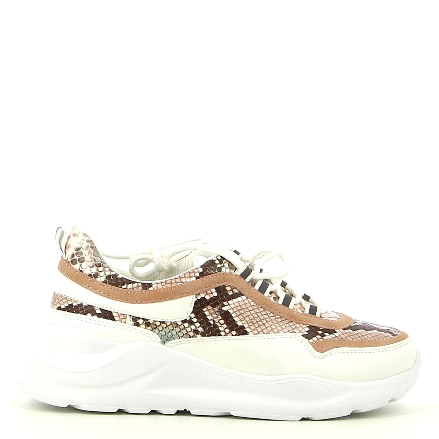 Ken Shoe Fashion - Baskets - Nude/Serpent