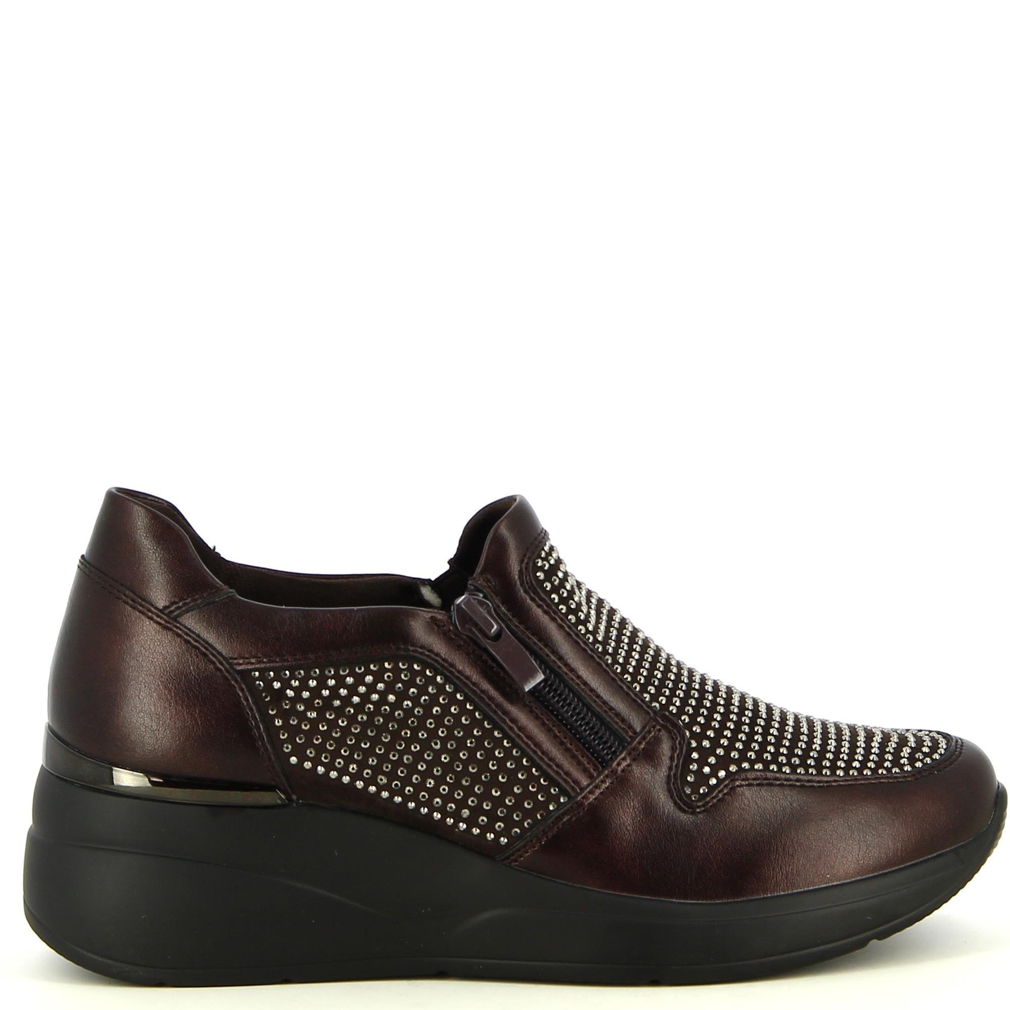 Ken Shoe Fashion - Bordeaux - Sneakers
