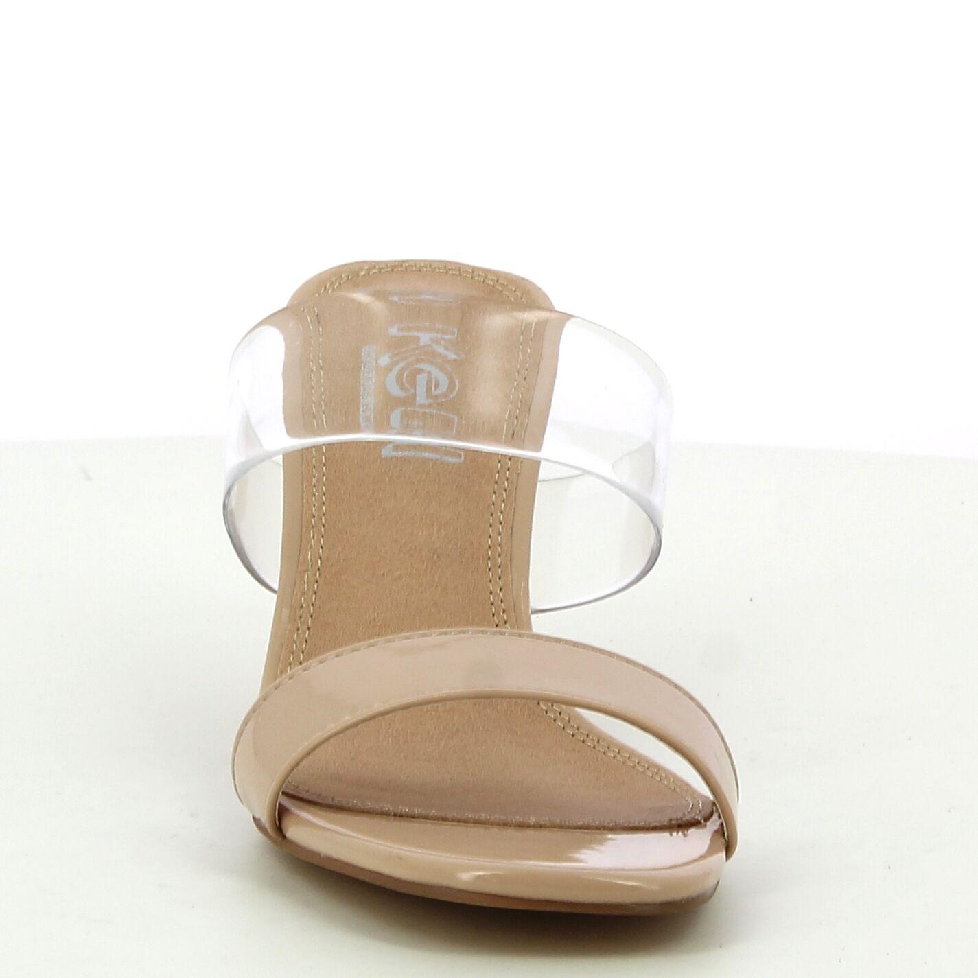 Ken Shoe Fashion - Beige - Muiltjes