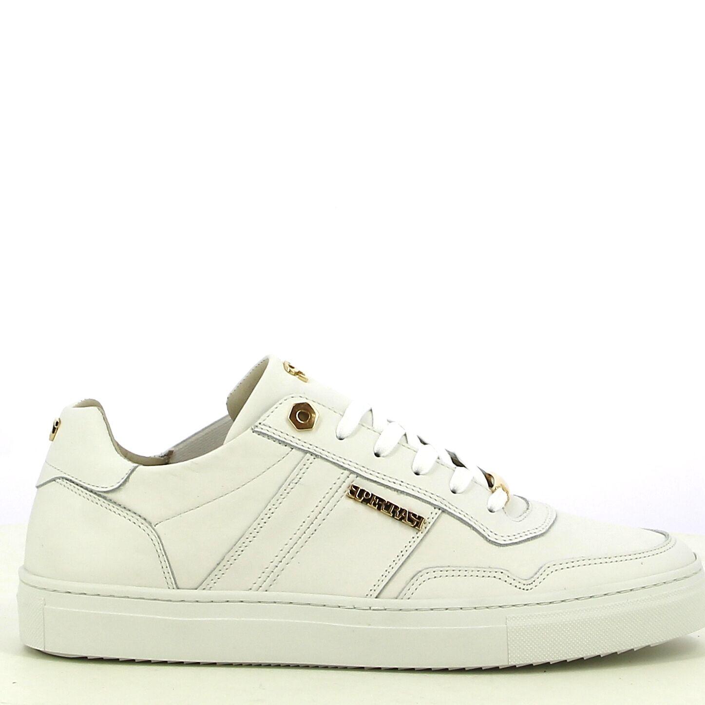 Ken Shoe Fashion - Wit - Sneakers