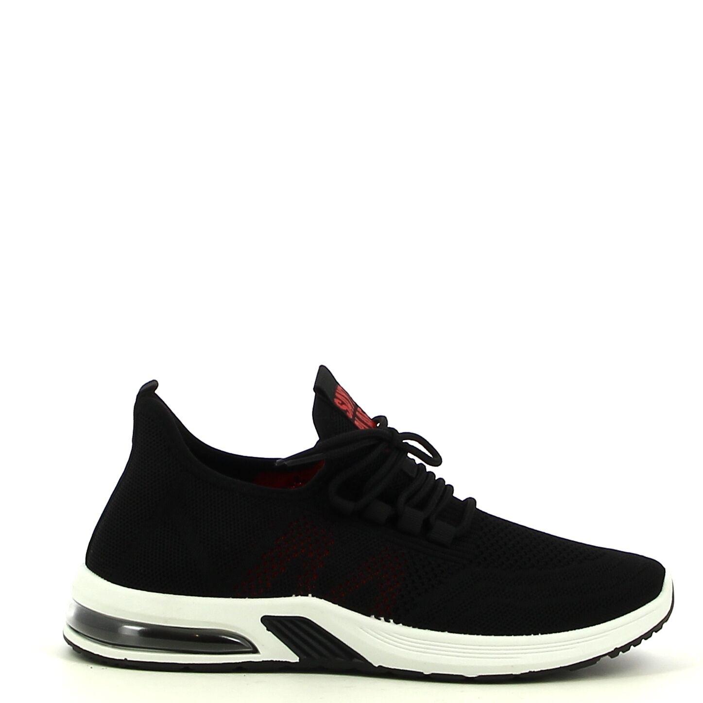 Ken Shoe Fashion - Zwart - Sneakers