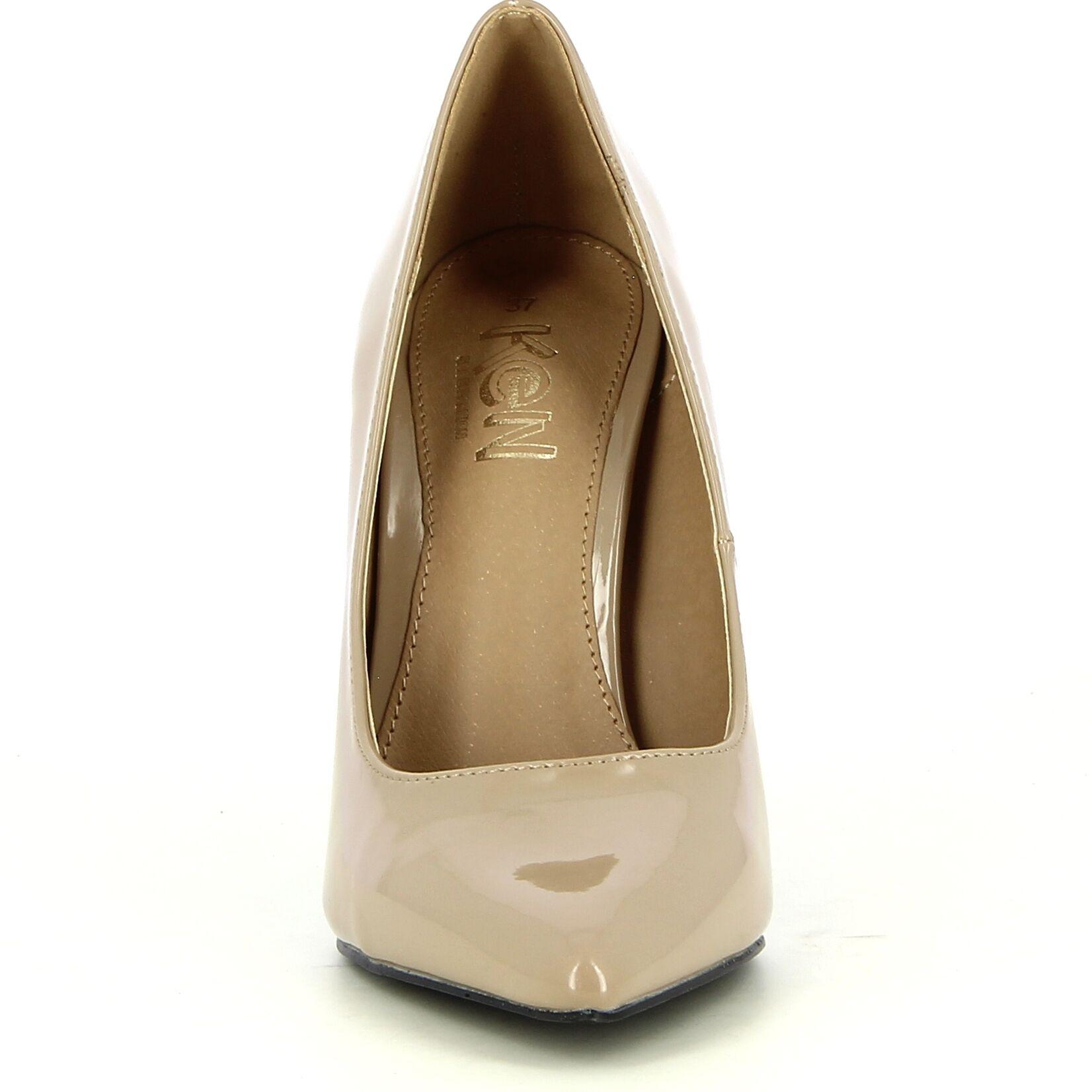 Ken Shoe Fashion - Beige - Naaldhakken