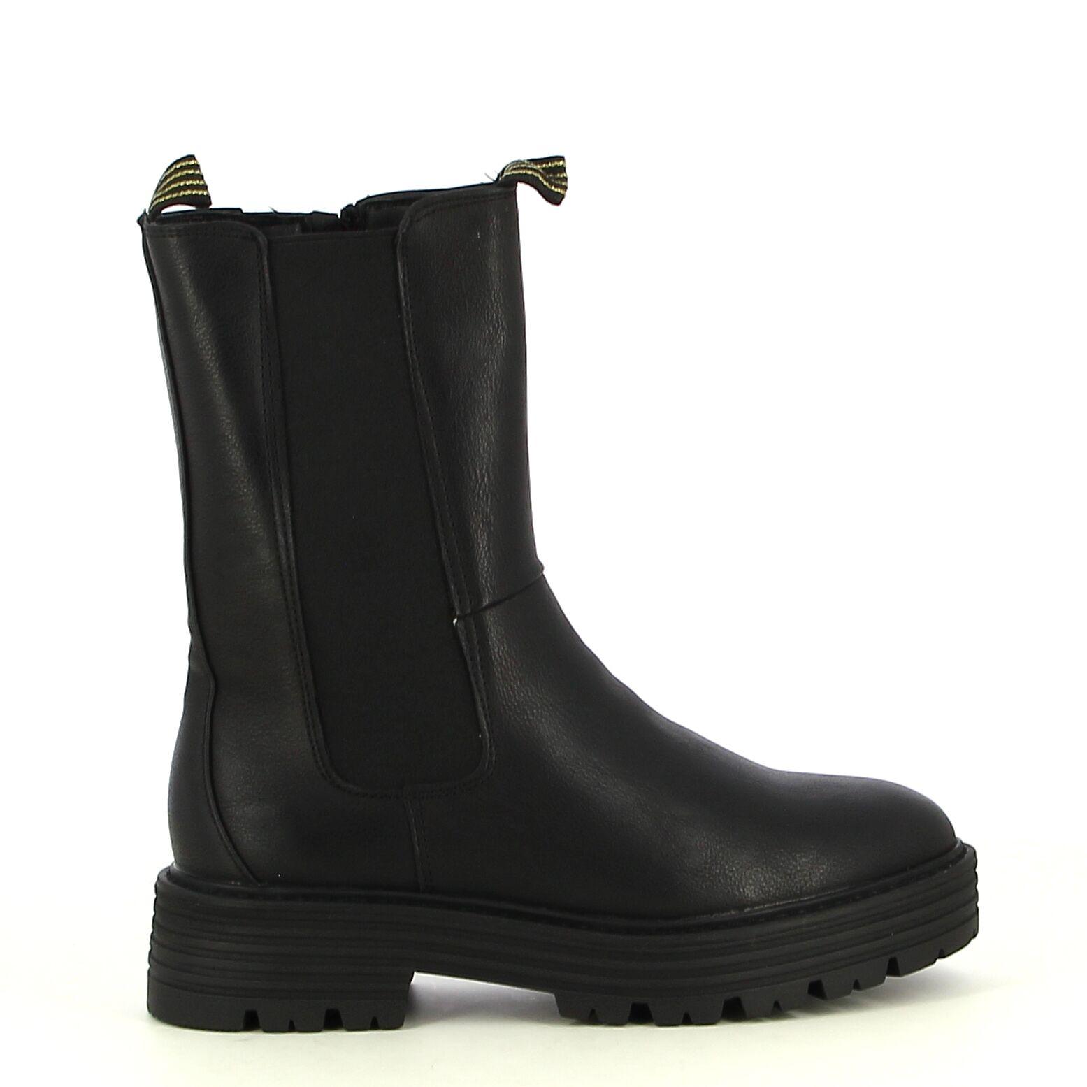 Ken Shoe Fashion - Noir - Laarzen