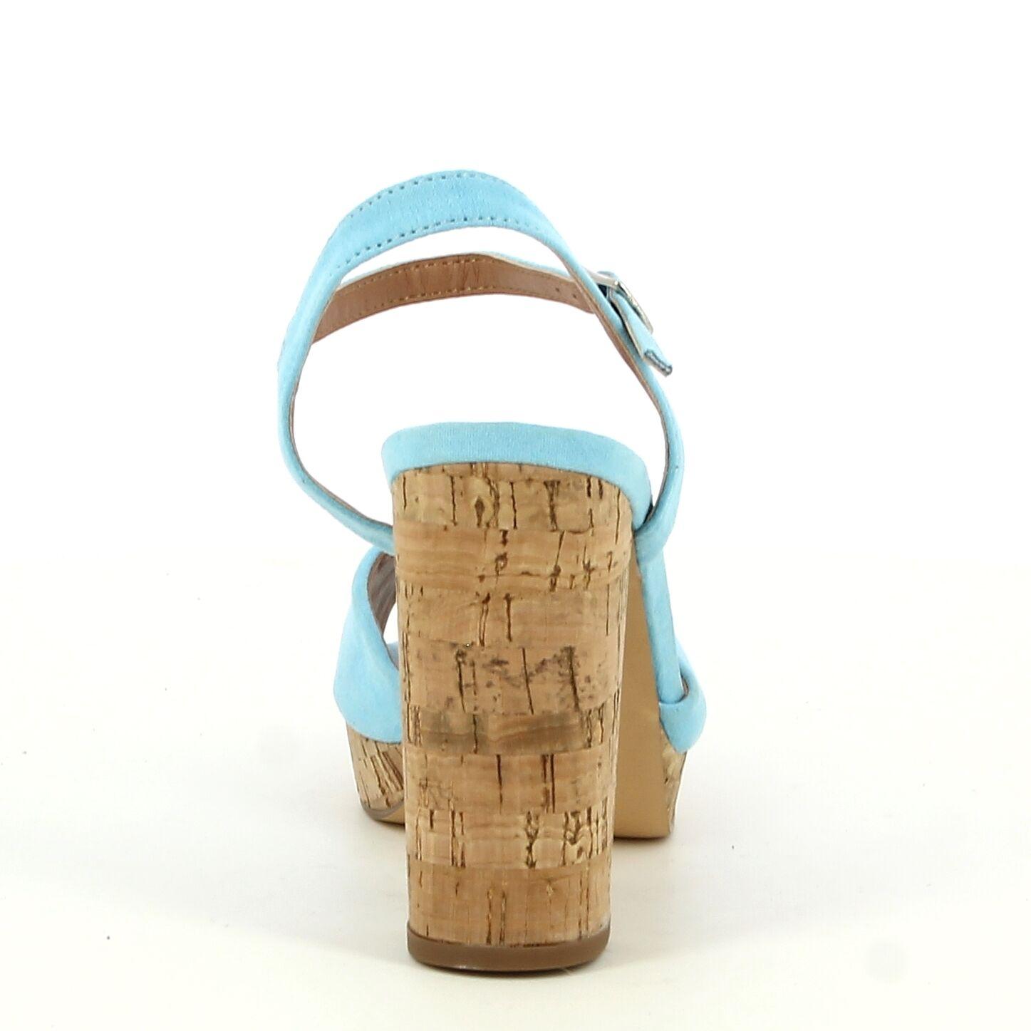 Ken Shoe Fashion - Sandales - Bleu