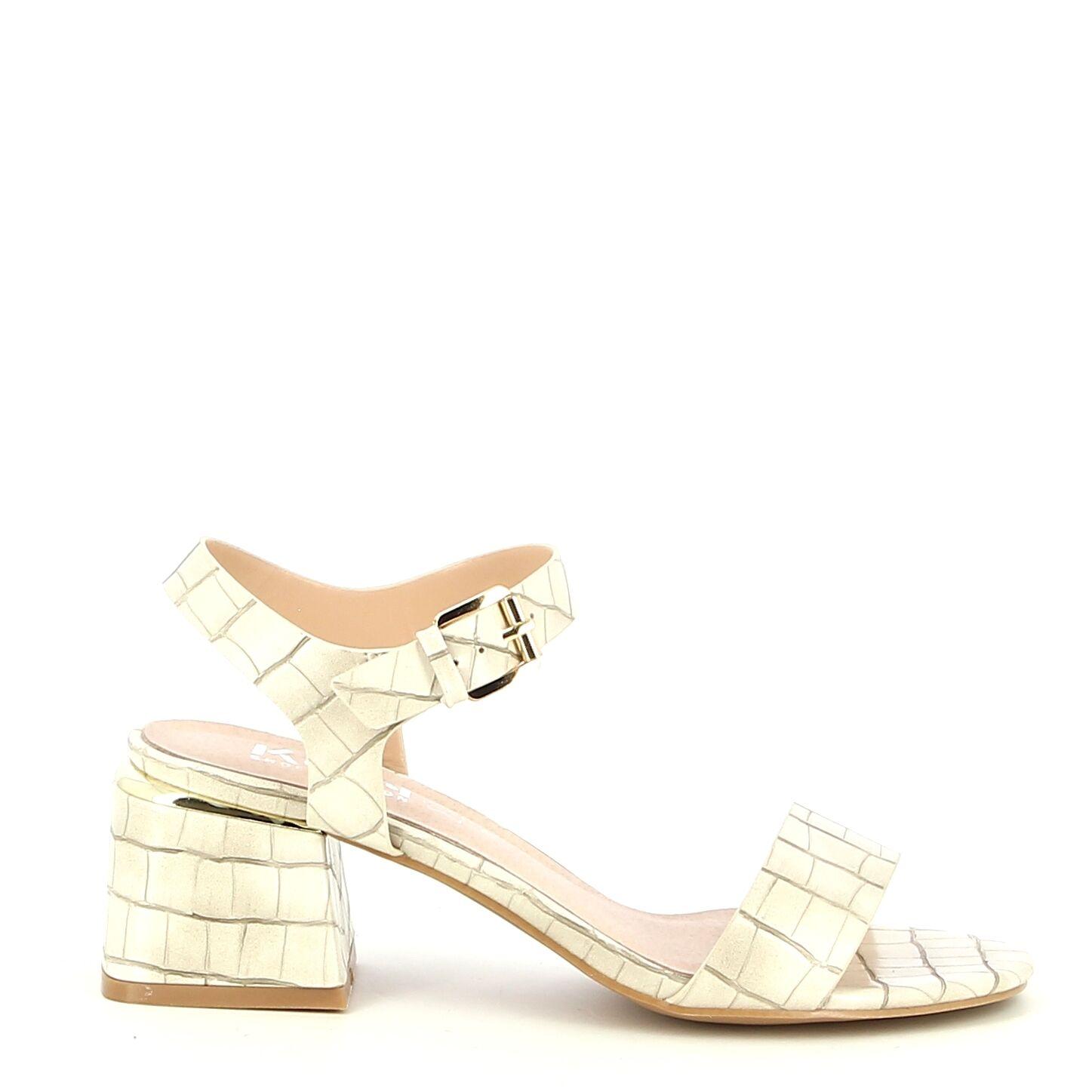 Ken Shoe Fashion - Beige - Sandalen