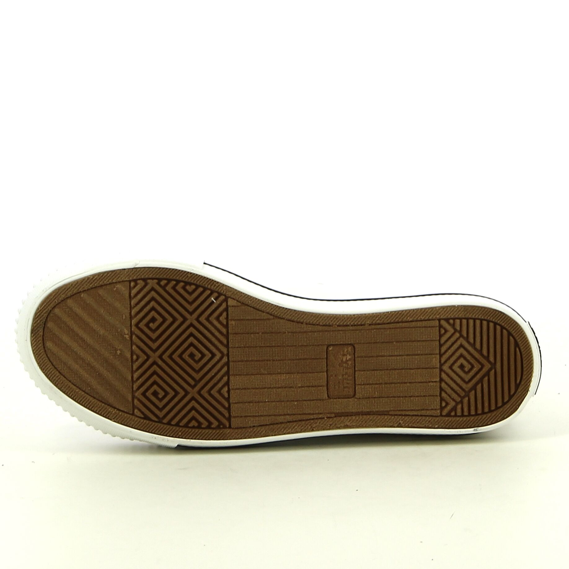 BK - Wit - Sneakers