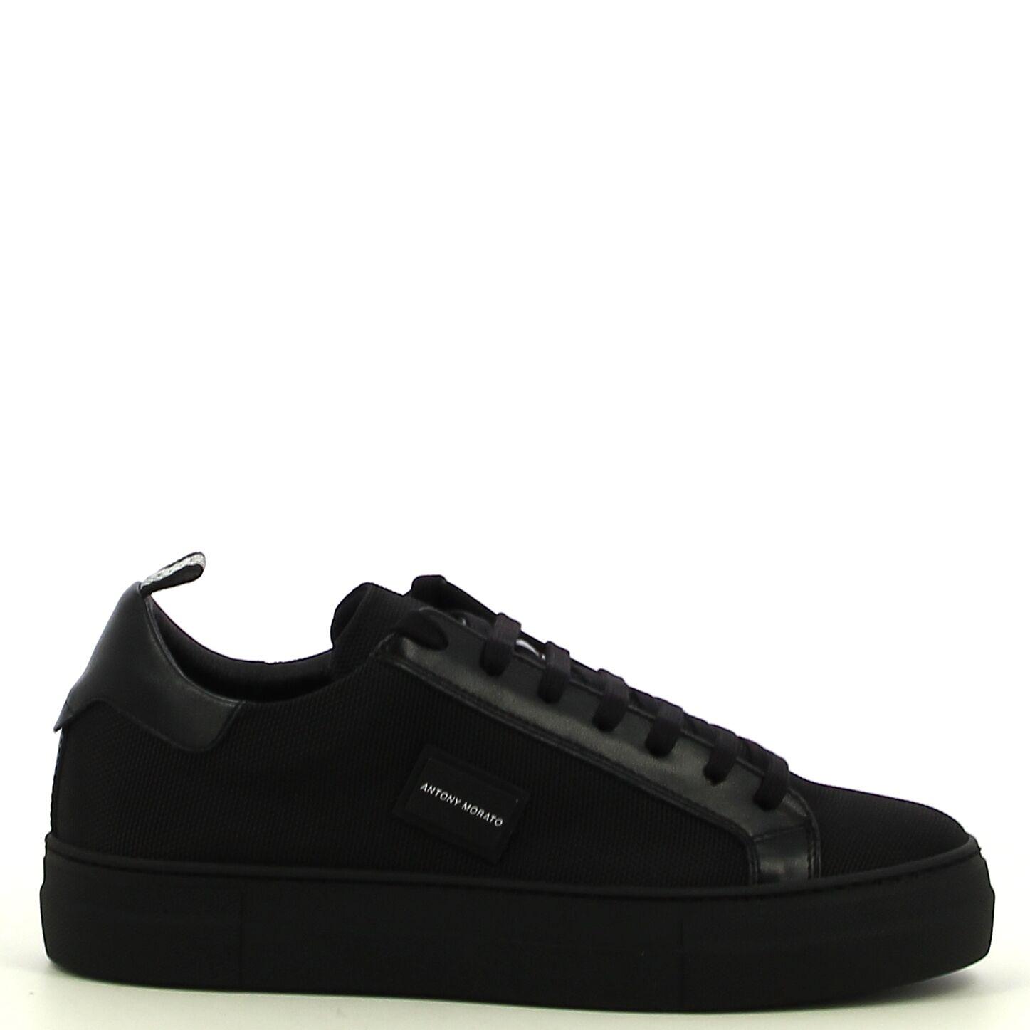 Anthony Morato - Zwarte sneaker