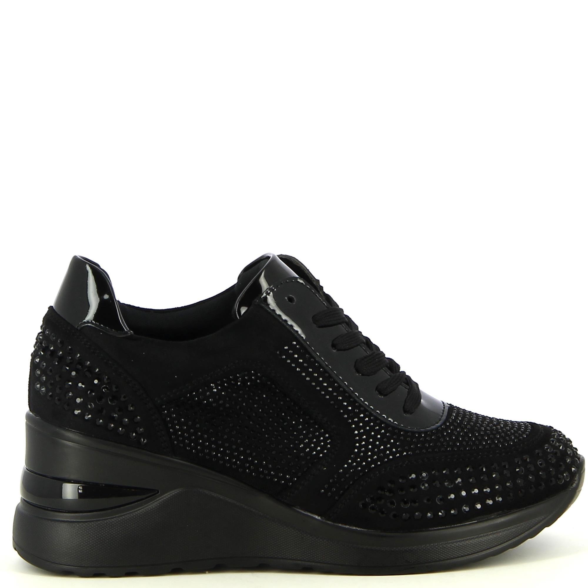 Ken Shoe Fahion - Noir - Baskets
