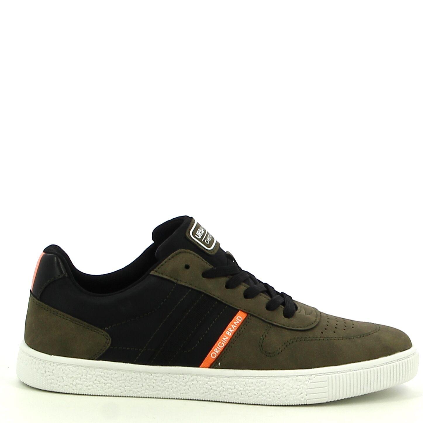 Ken Shoe Fashion - Kaki/Groen - Sneakers