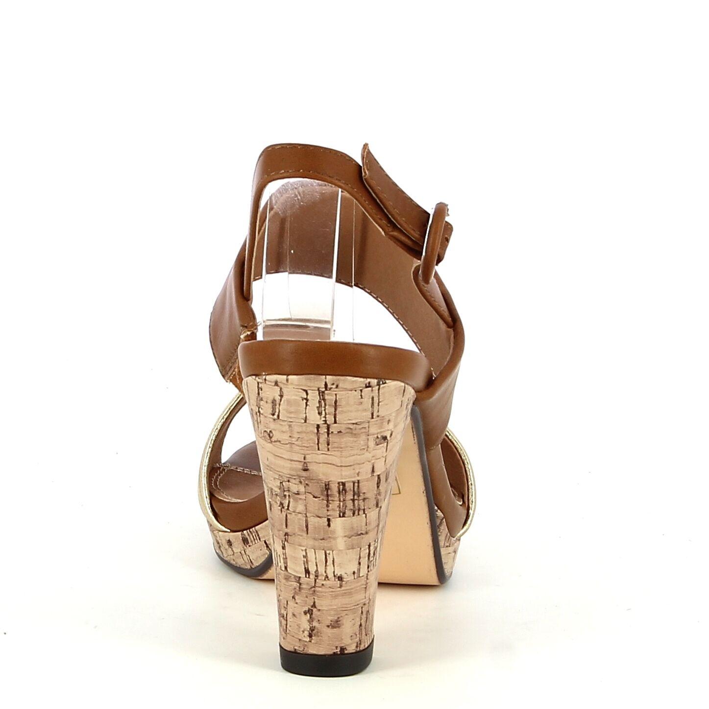 Ken Shoe Fashion - Sandales - Camel/Doré