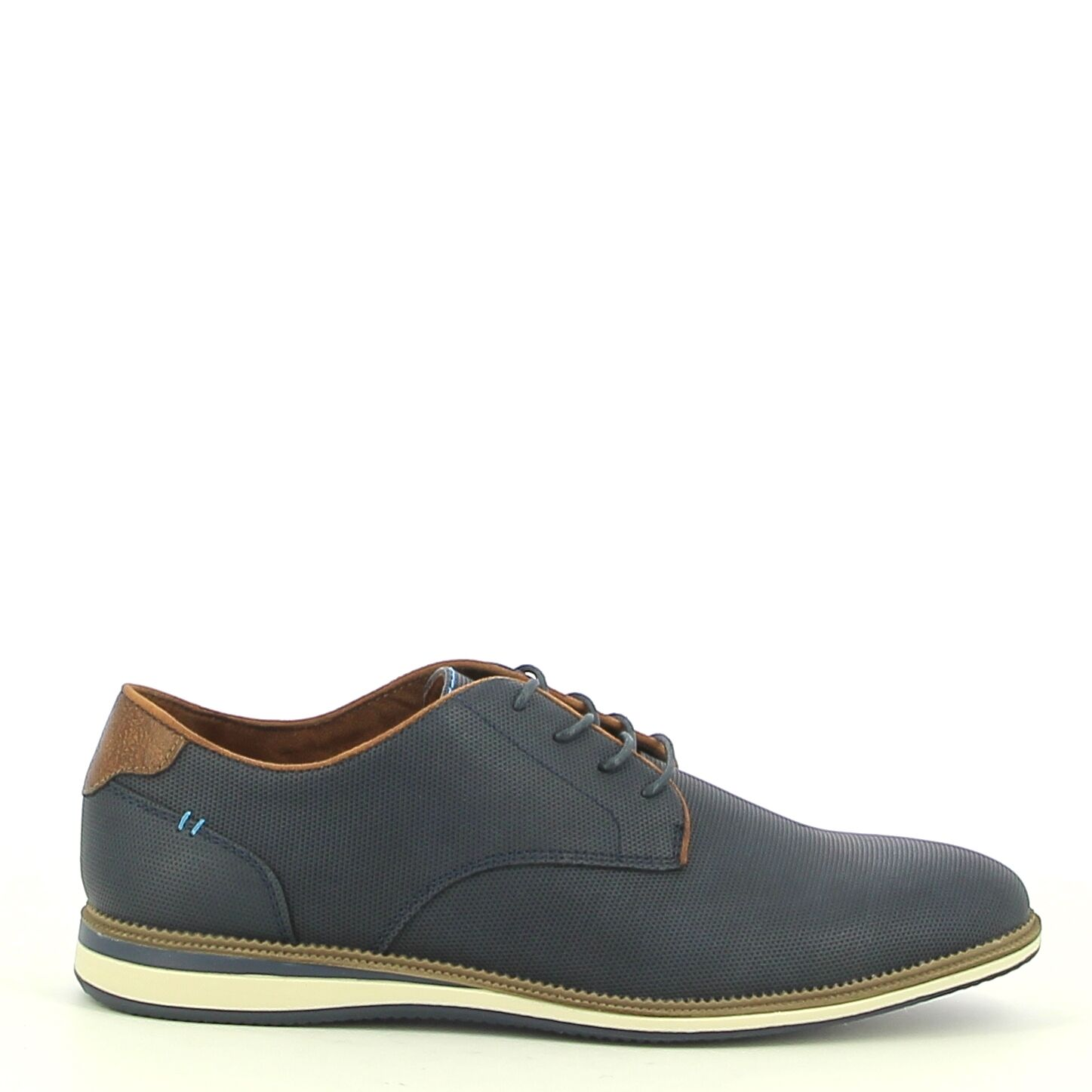 Ken Shoe Fashion - Navy - Veterschoenen