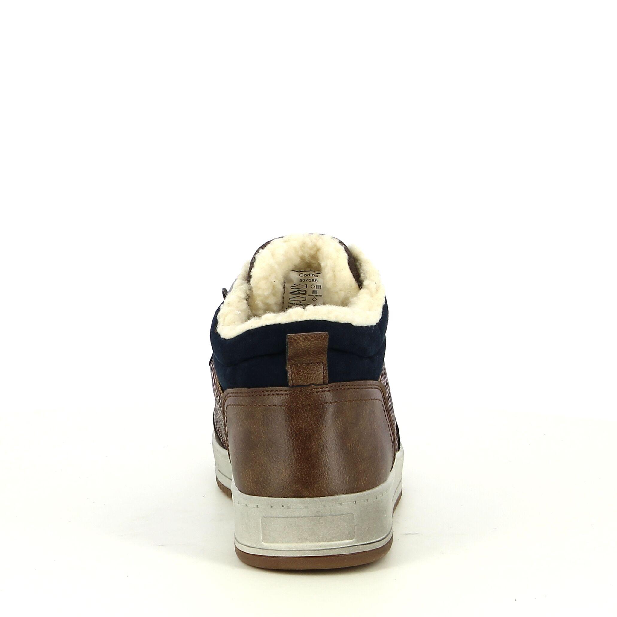 Ken Shoe Fashion - Bruin - Sneakers