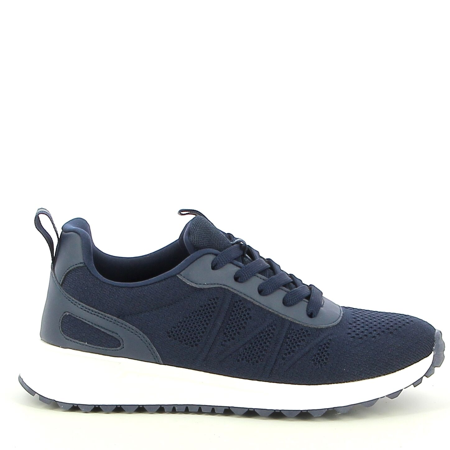 Ken Shoe Fashion - Baskets - Navy