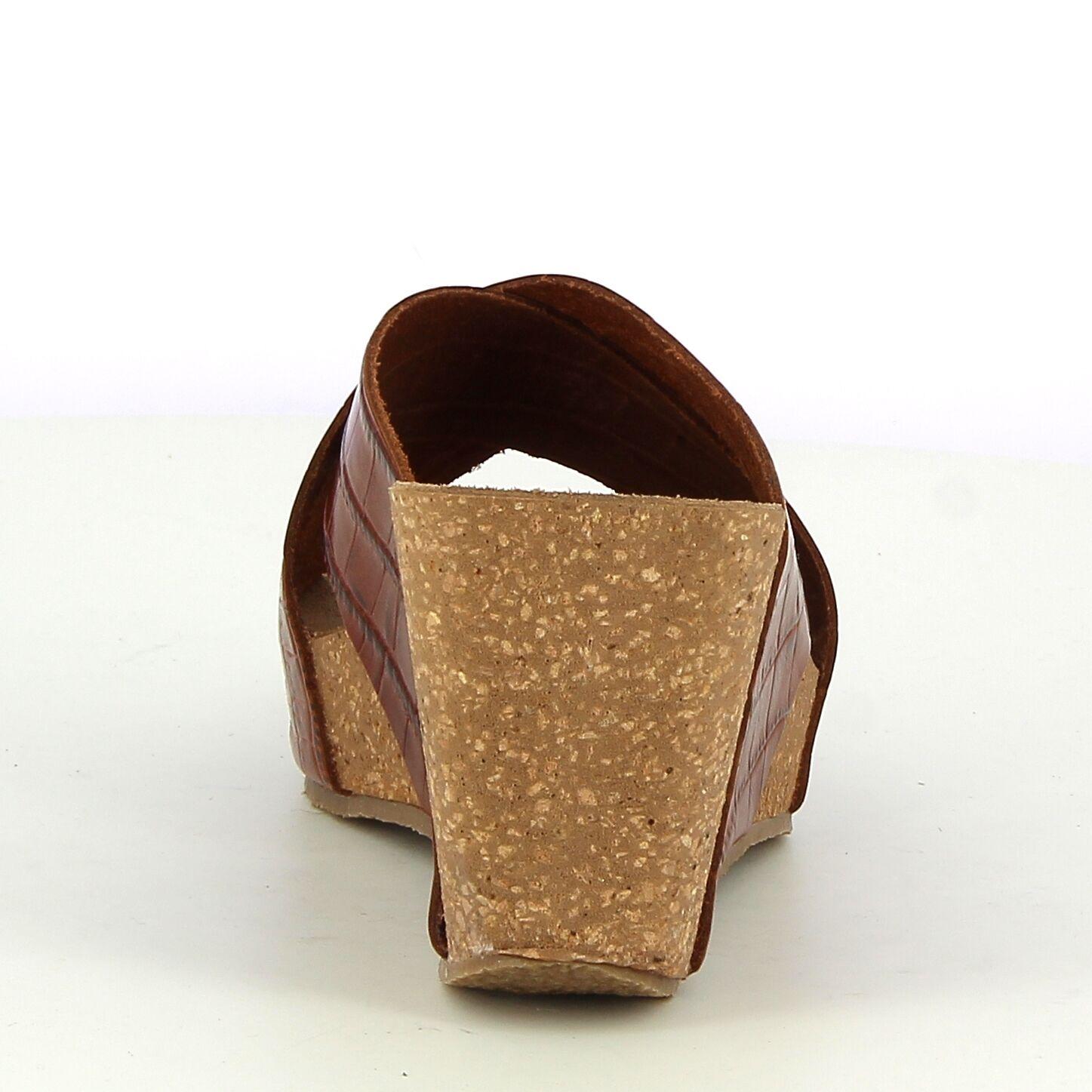 Ken Shoe Fashion - Chaussures Slip On - Camel