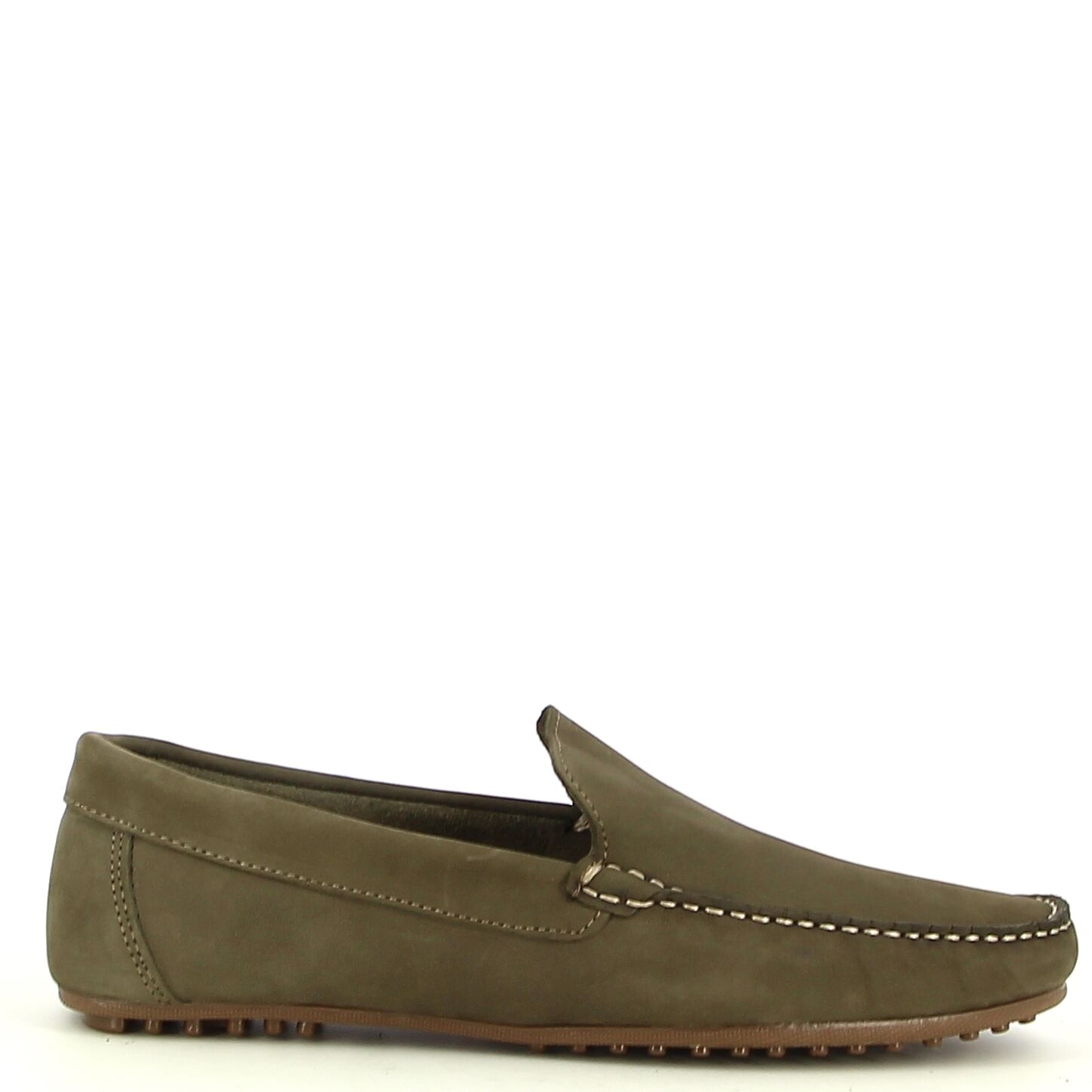 Ken Shoe Fashion - Kaki - Mocassins