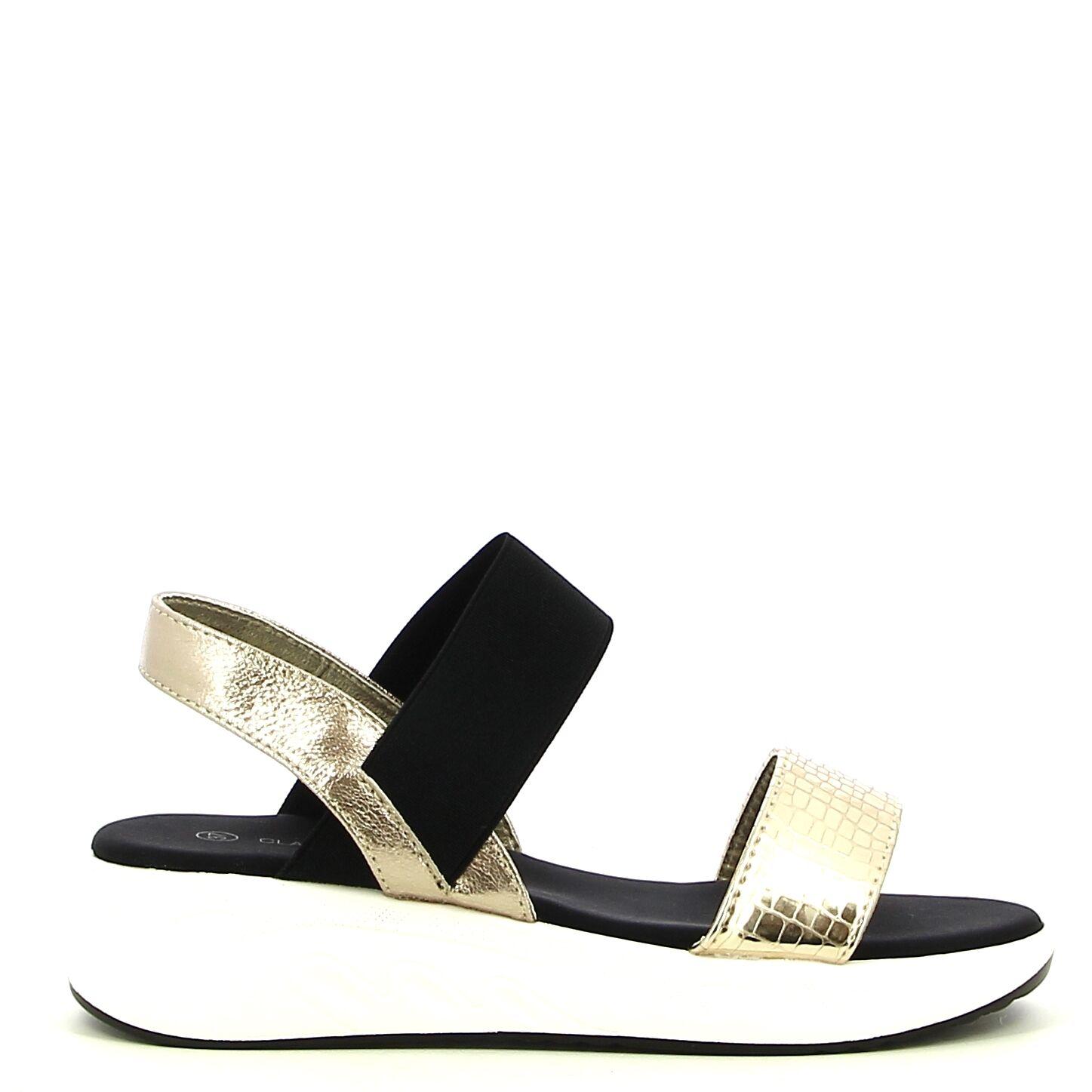 Ken Shoe Fashion - Goud - Sandalen