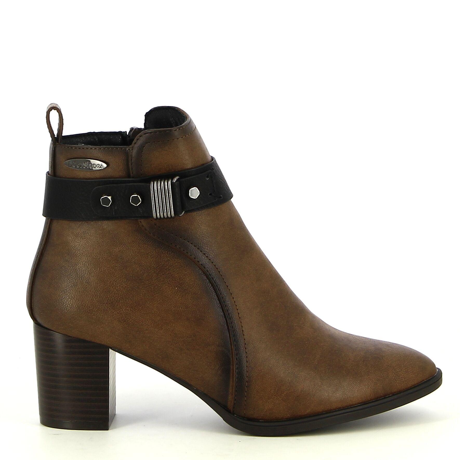 Ken Shoe Fashion - Marron - Bottillions