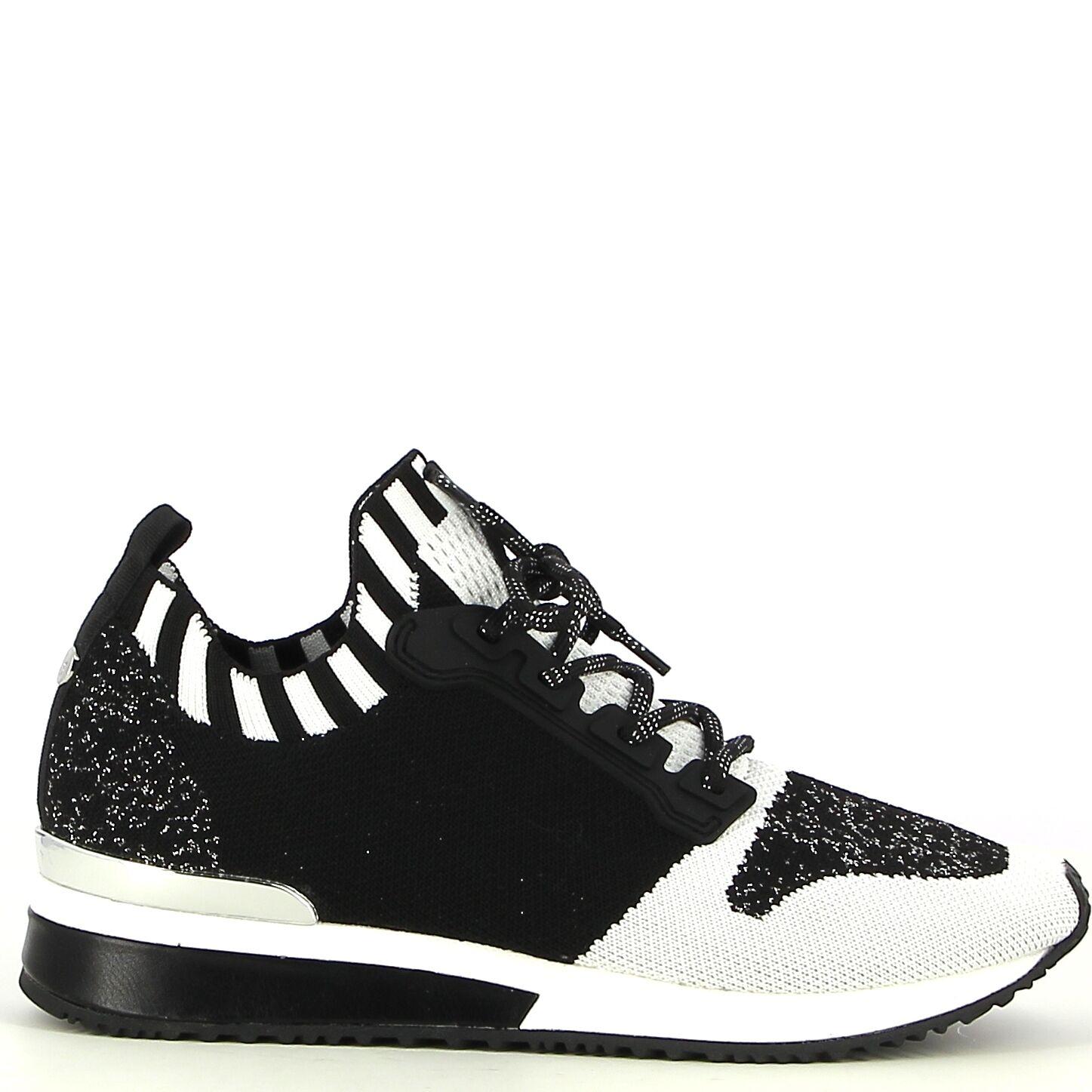La Strada - Zwart/Wit - Sneakers
