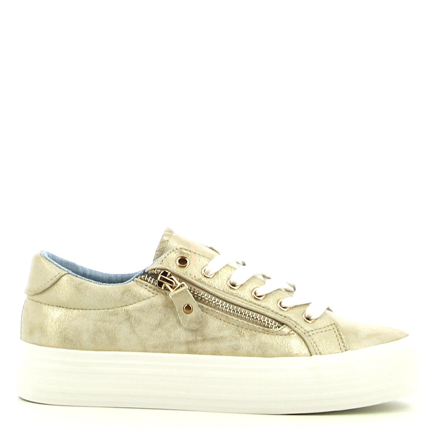 Ken Shoe Fashion - Goud - Sneakers